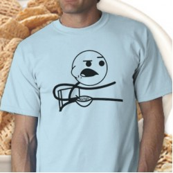 Cereal Guy Tee Shirt