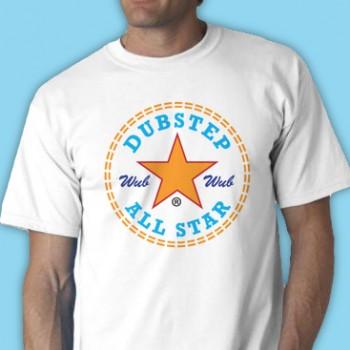Dubstep Allstar Tee Shirt
