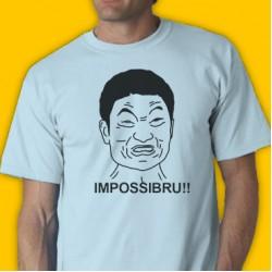 Impossibru-2 Tee Shirt