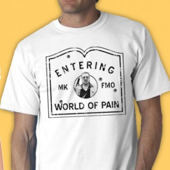World Of Pain Tee Shirt