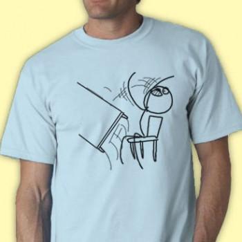Desk Flip! Tee Shirt