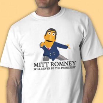 Mitt Romney Tee Shirt