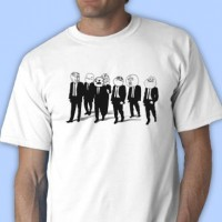 Resevoir Rage Tee Shirt