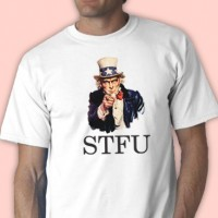 Uncle Stfu Tee Shirt