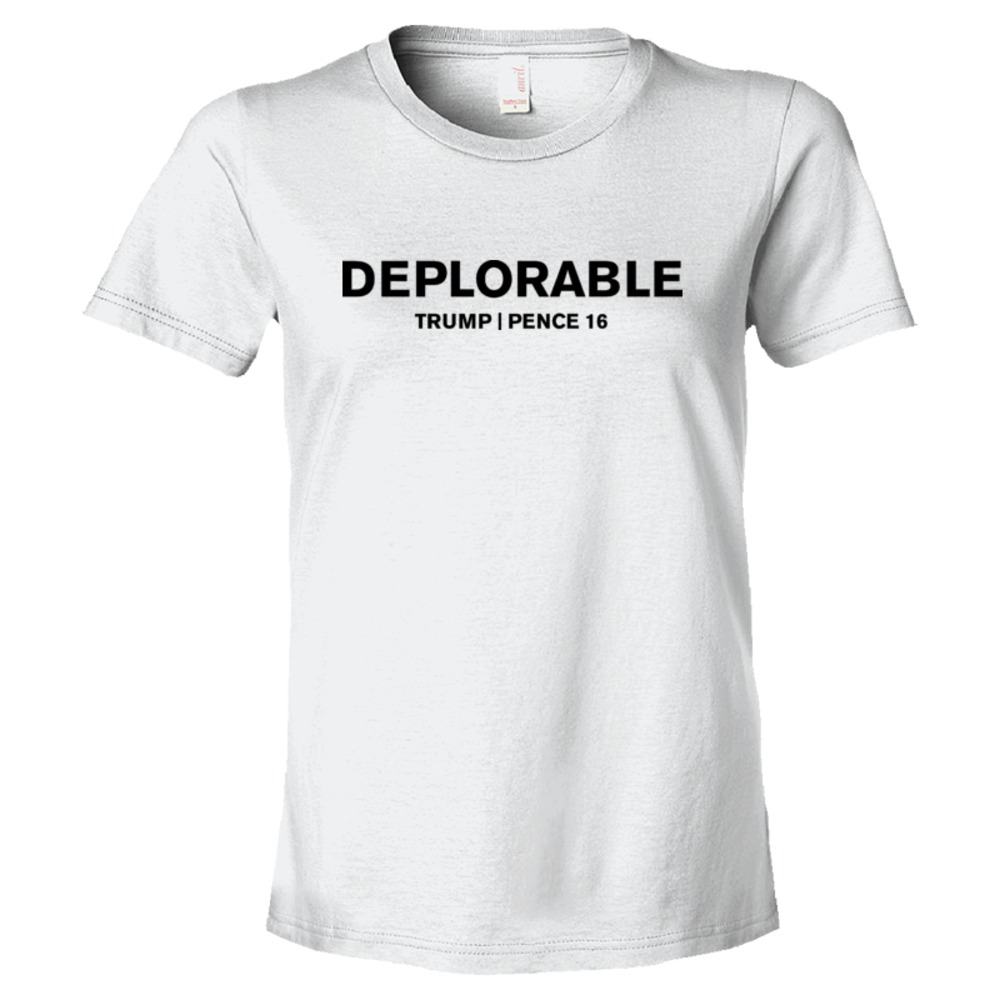 DEPLORABLE - TRUMP | PENCE '16