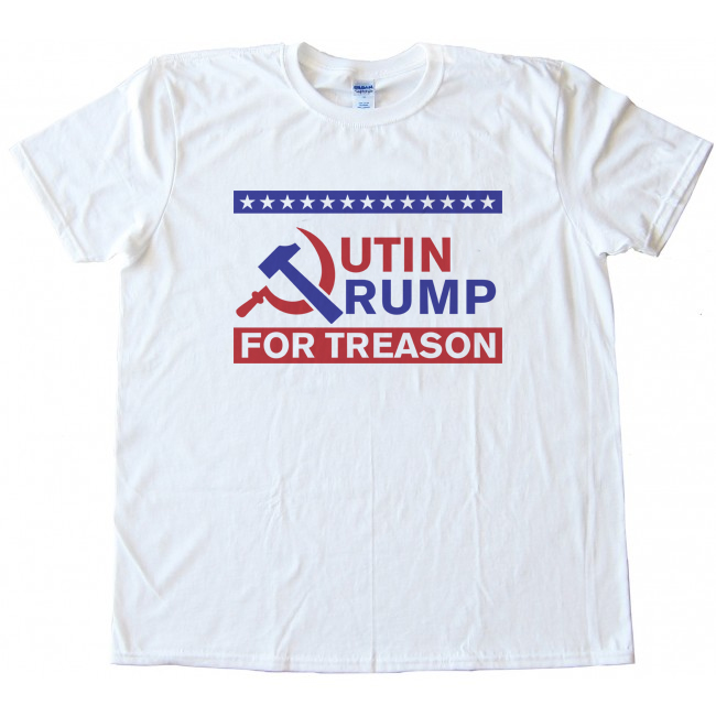 Putin Trump For Treason