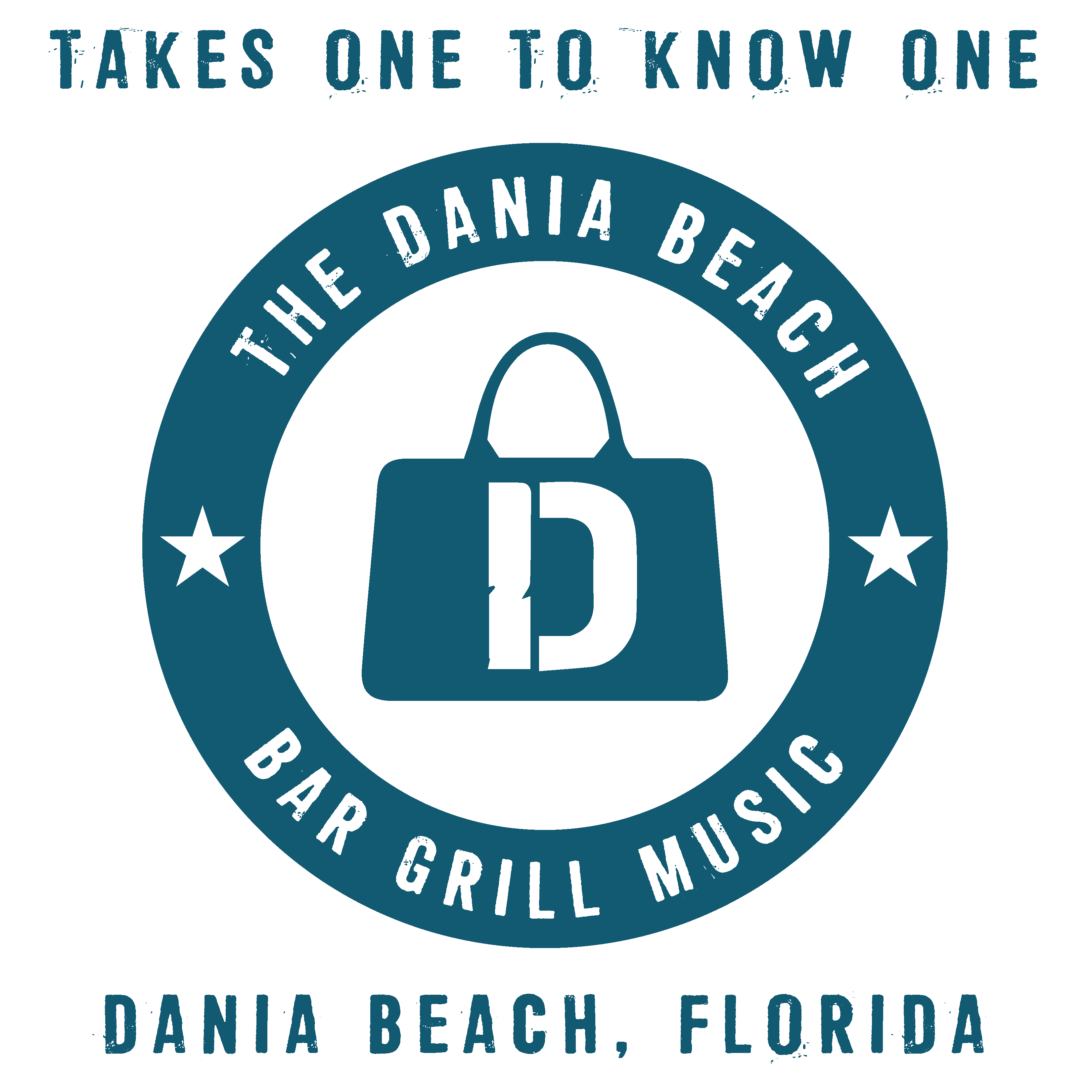 The Dania Beach Bar & Grill DBAG Shirt