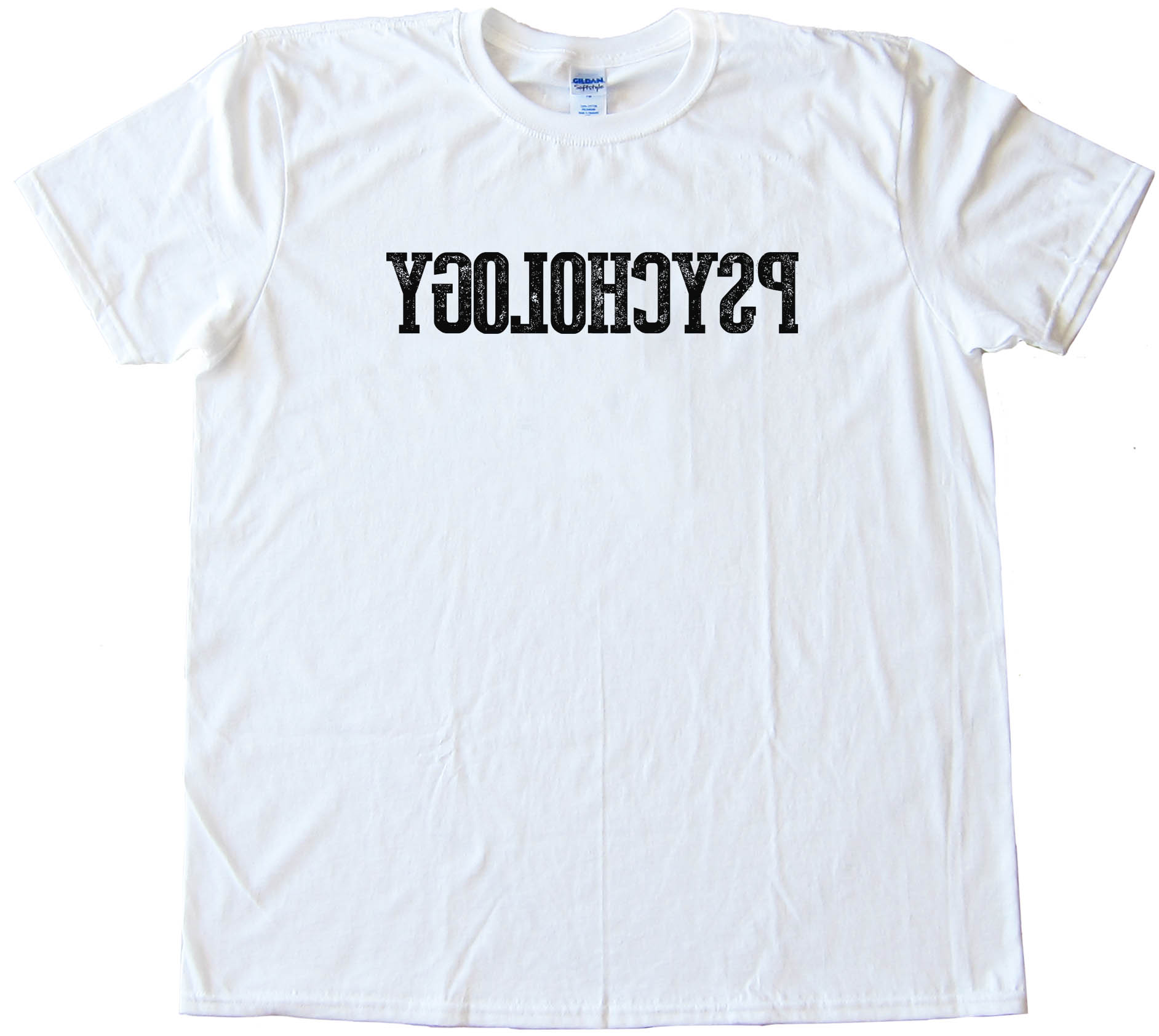 Reverse Psychology Tee Shirt
