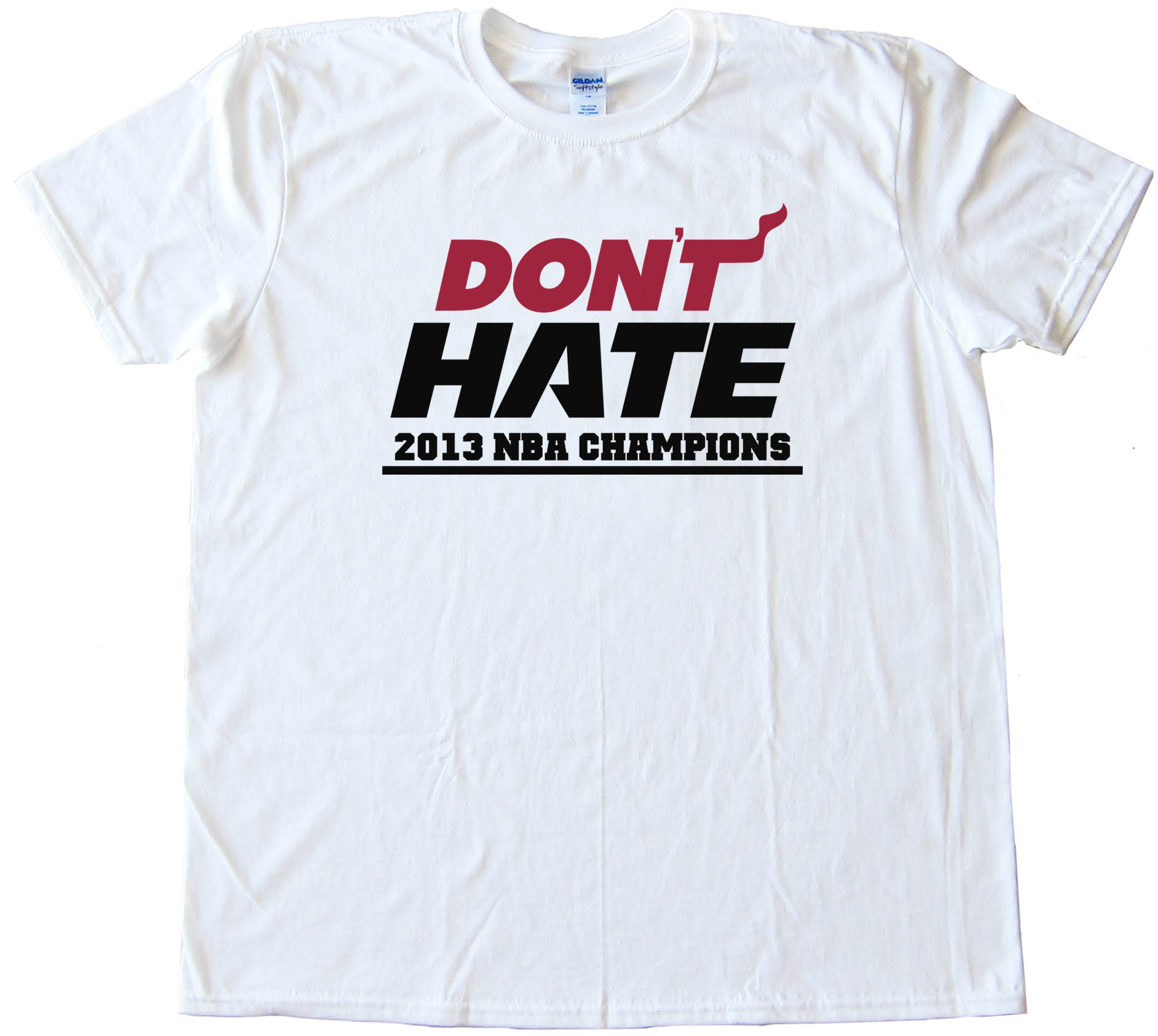 Don'T Hate Miami Heat 2013
