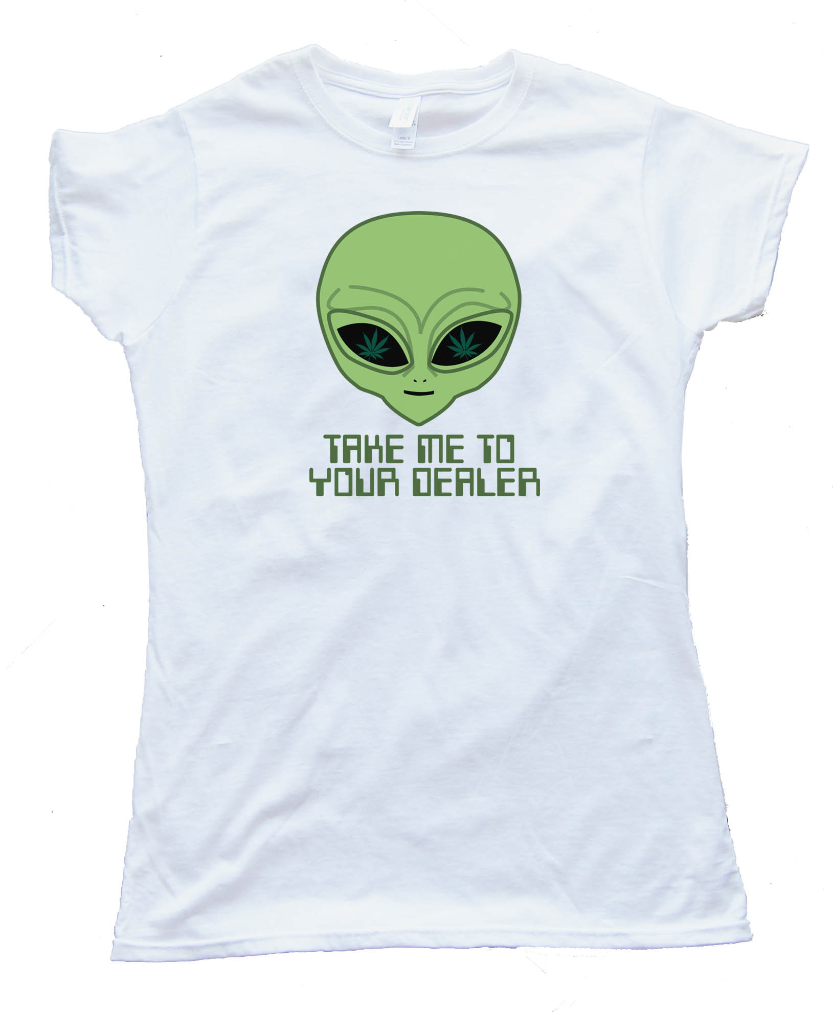Take Me To Your Dealer Alien