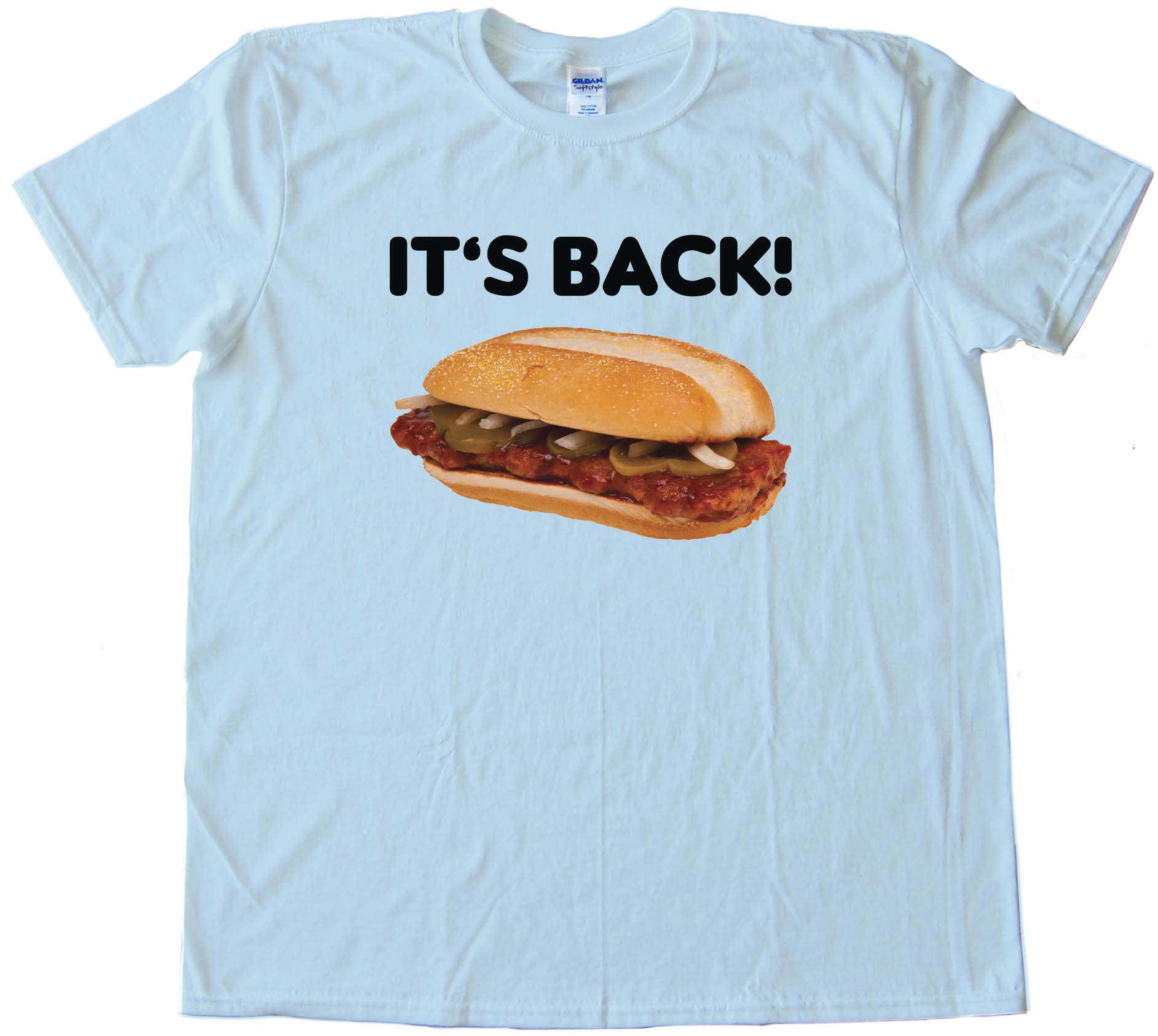 Mcrib Its Back Mcdonalds