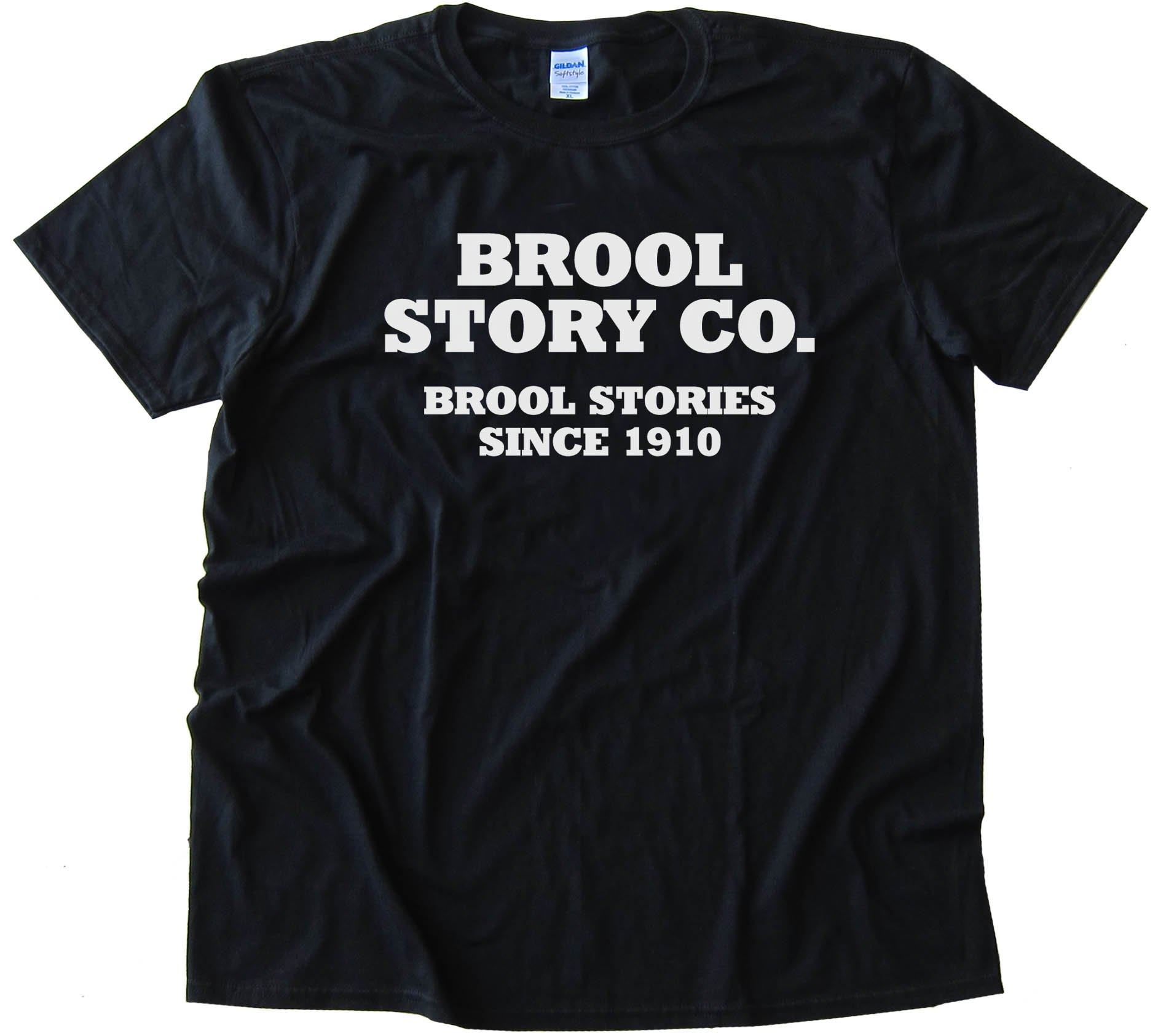 Brool Story Co. - Cool Story Bro - Tee Shirt