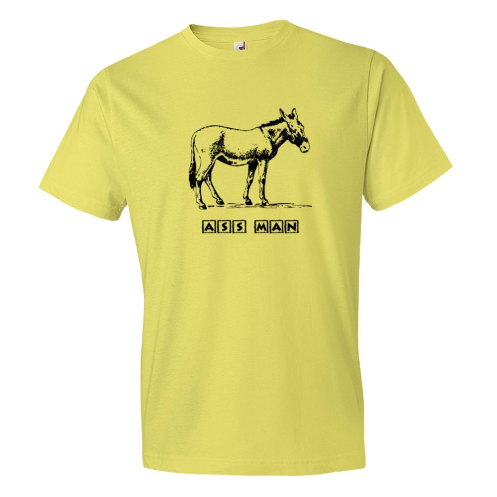 Ass Man Donkey Sexual Preference - Tee Shirt