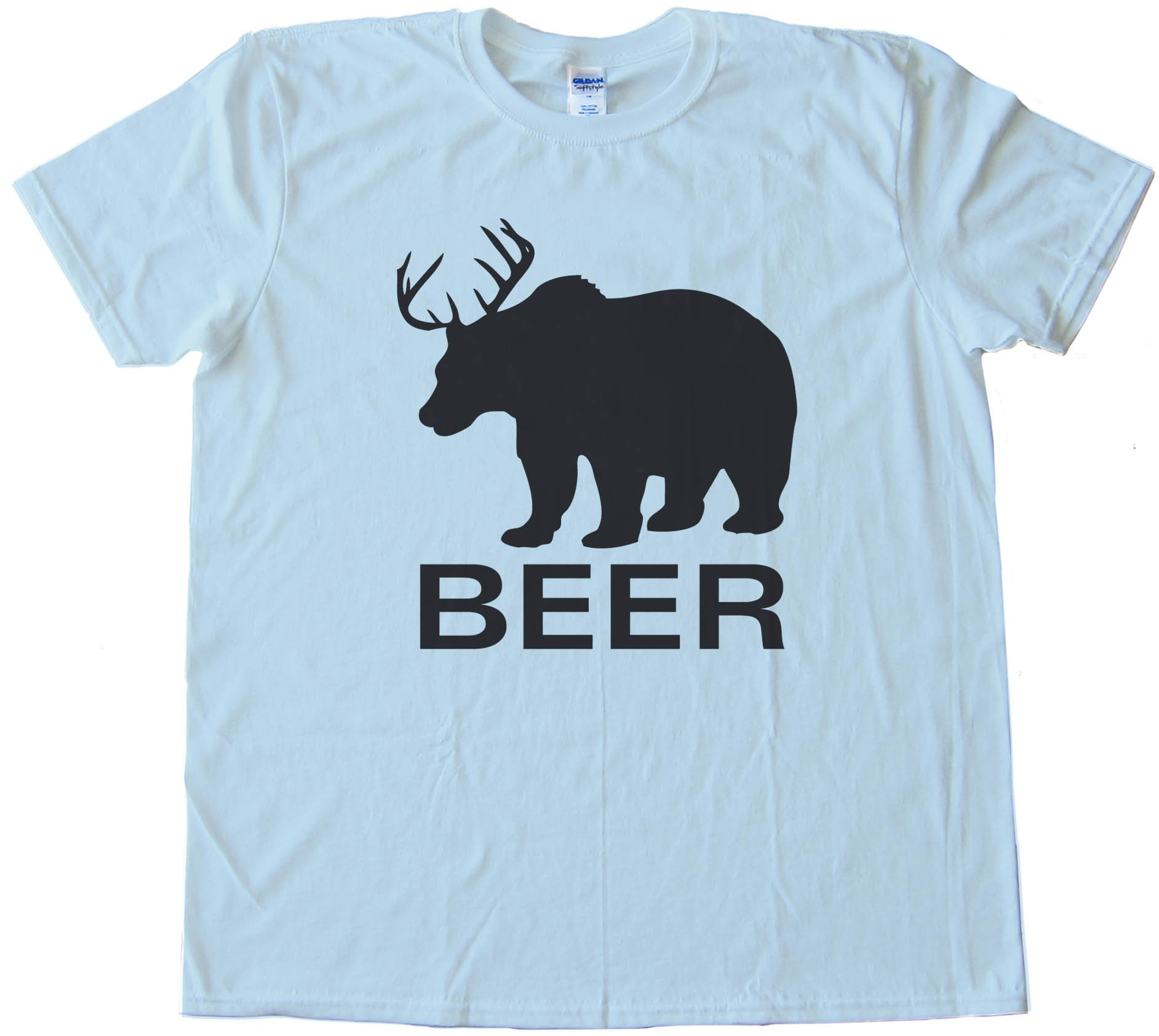 Bear Deer Beer - Tee Shirt