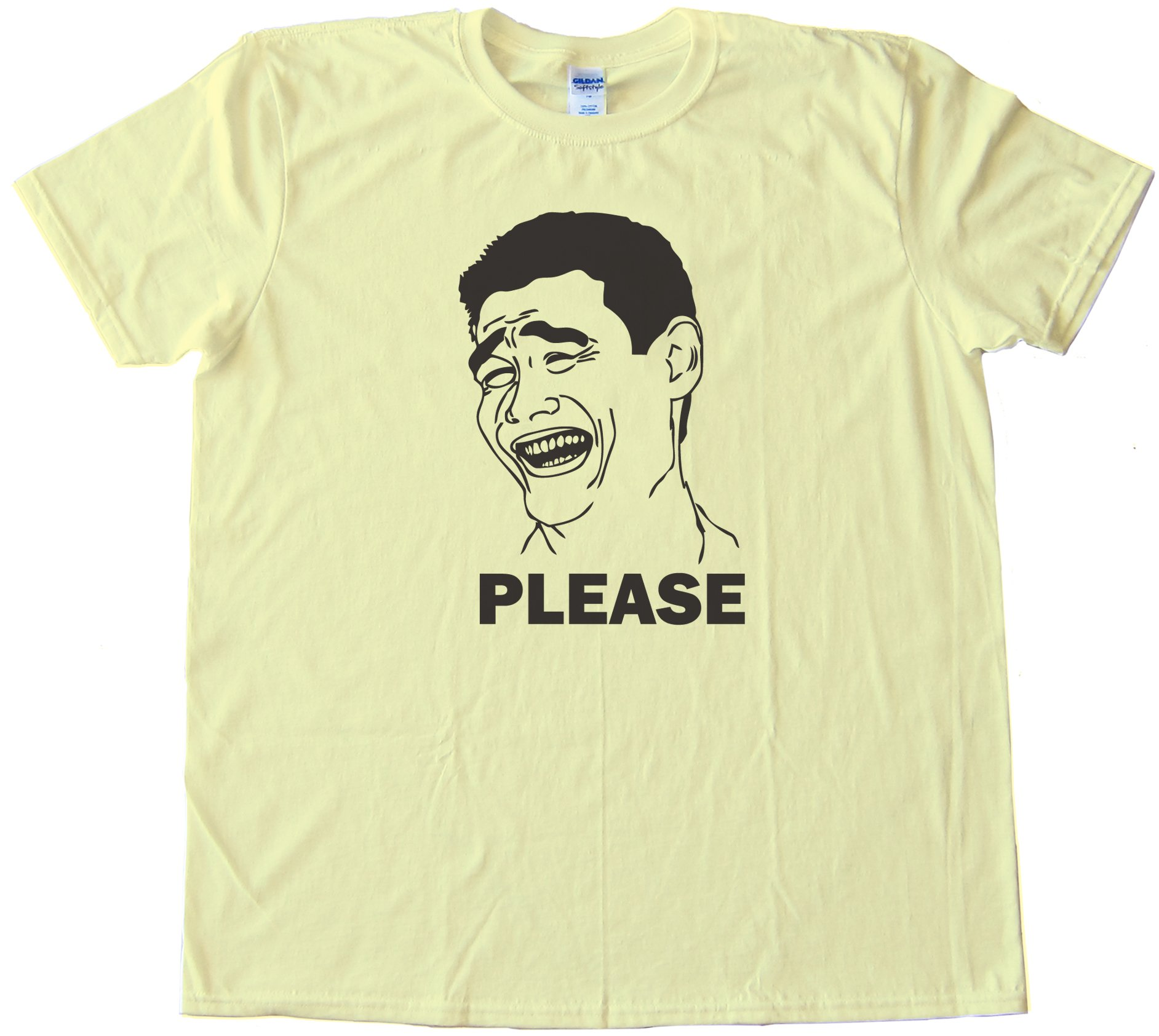 Bitch Please Yao Ming Tee Shirt