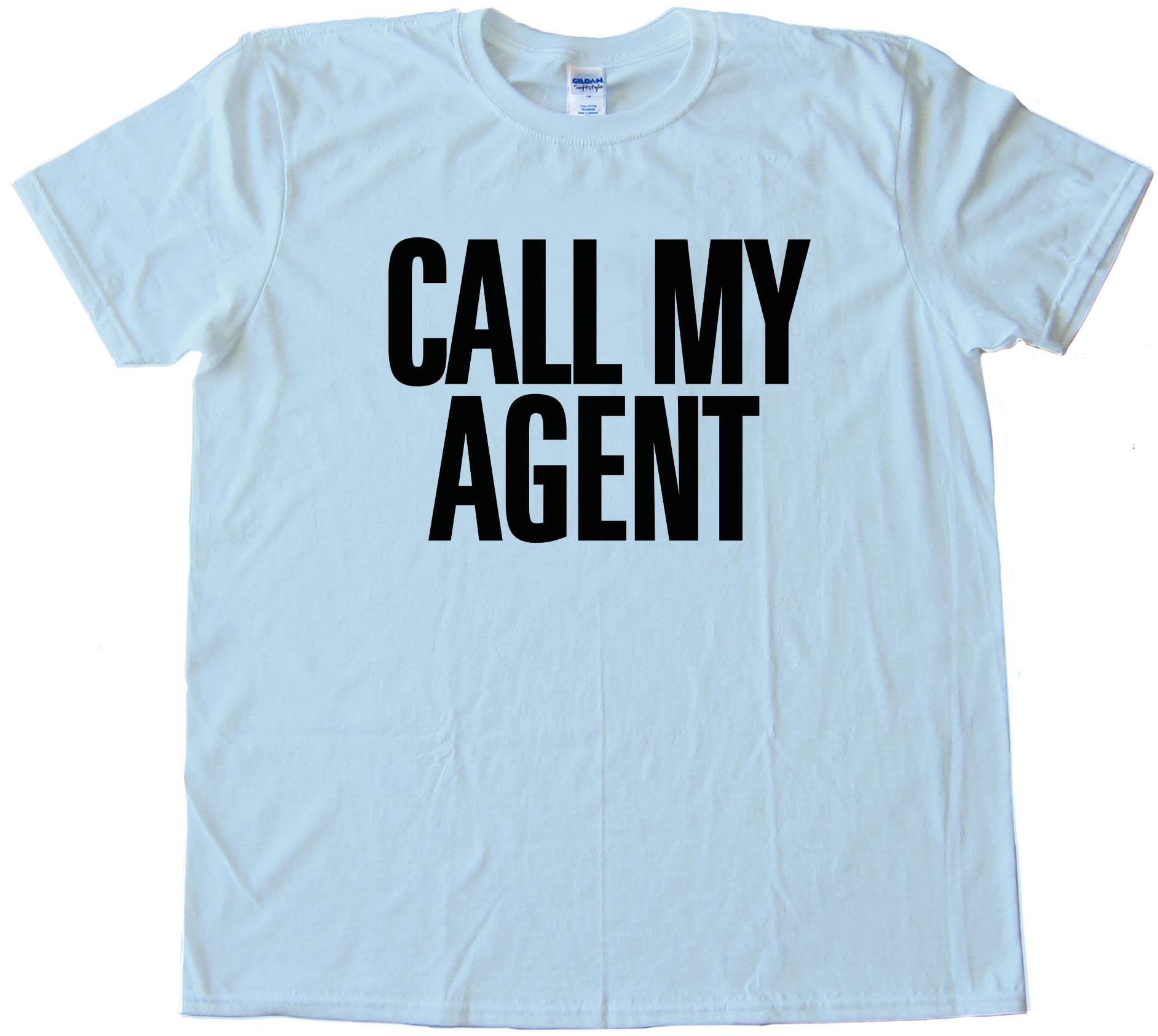 Call My Agent - Tee Shirt