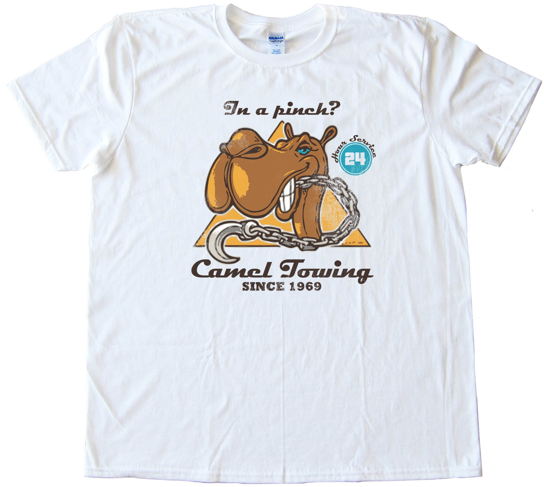 Camel Towing Since 1969 - Camel Toe - Tee Shirt