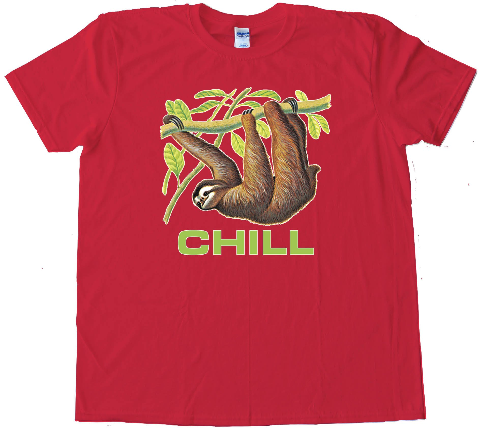 Chill Sloth - Tee Shirt