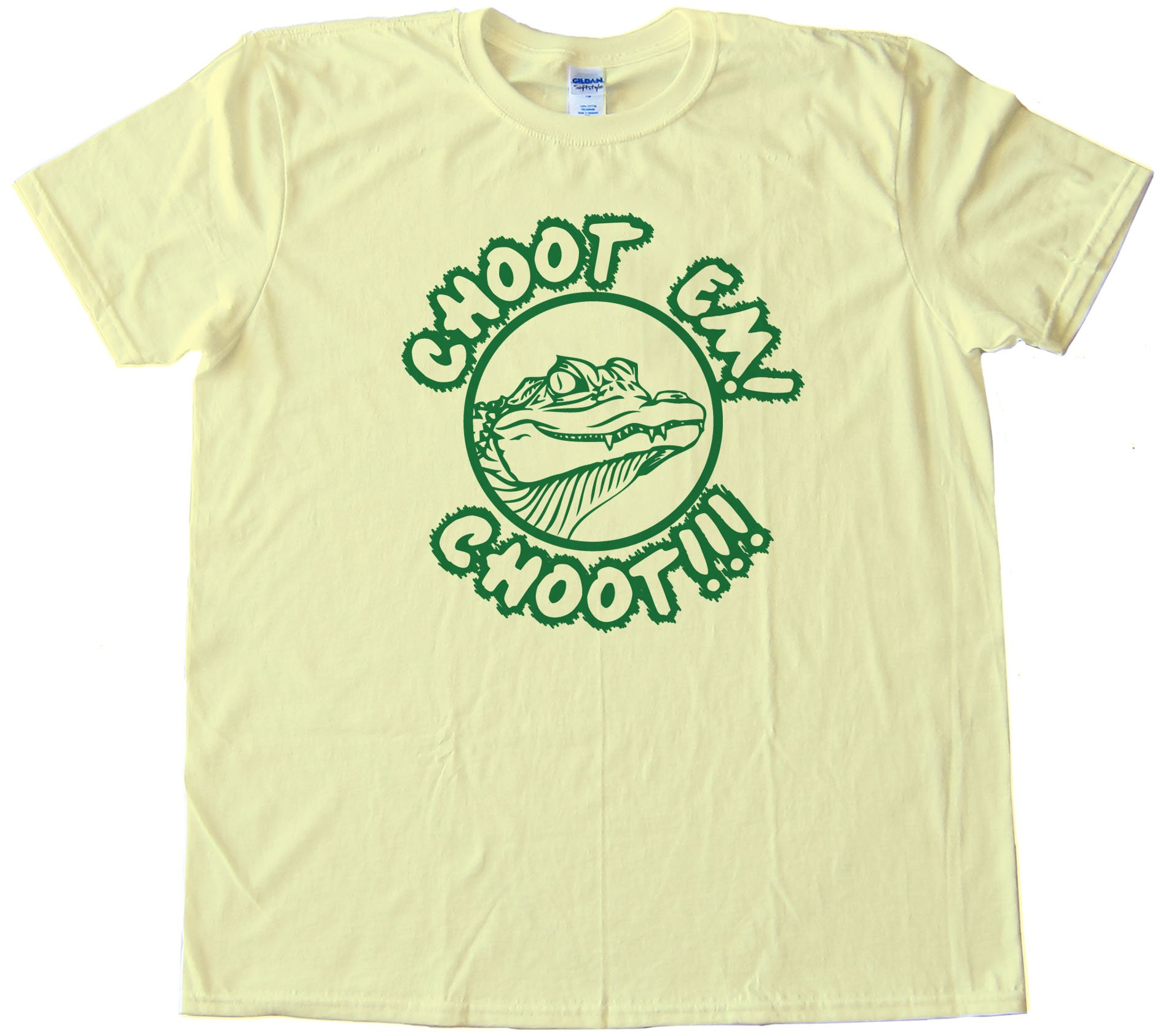 Choot Em Choot!!! - Swamp People Tee Shirt