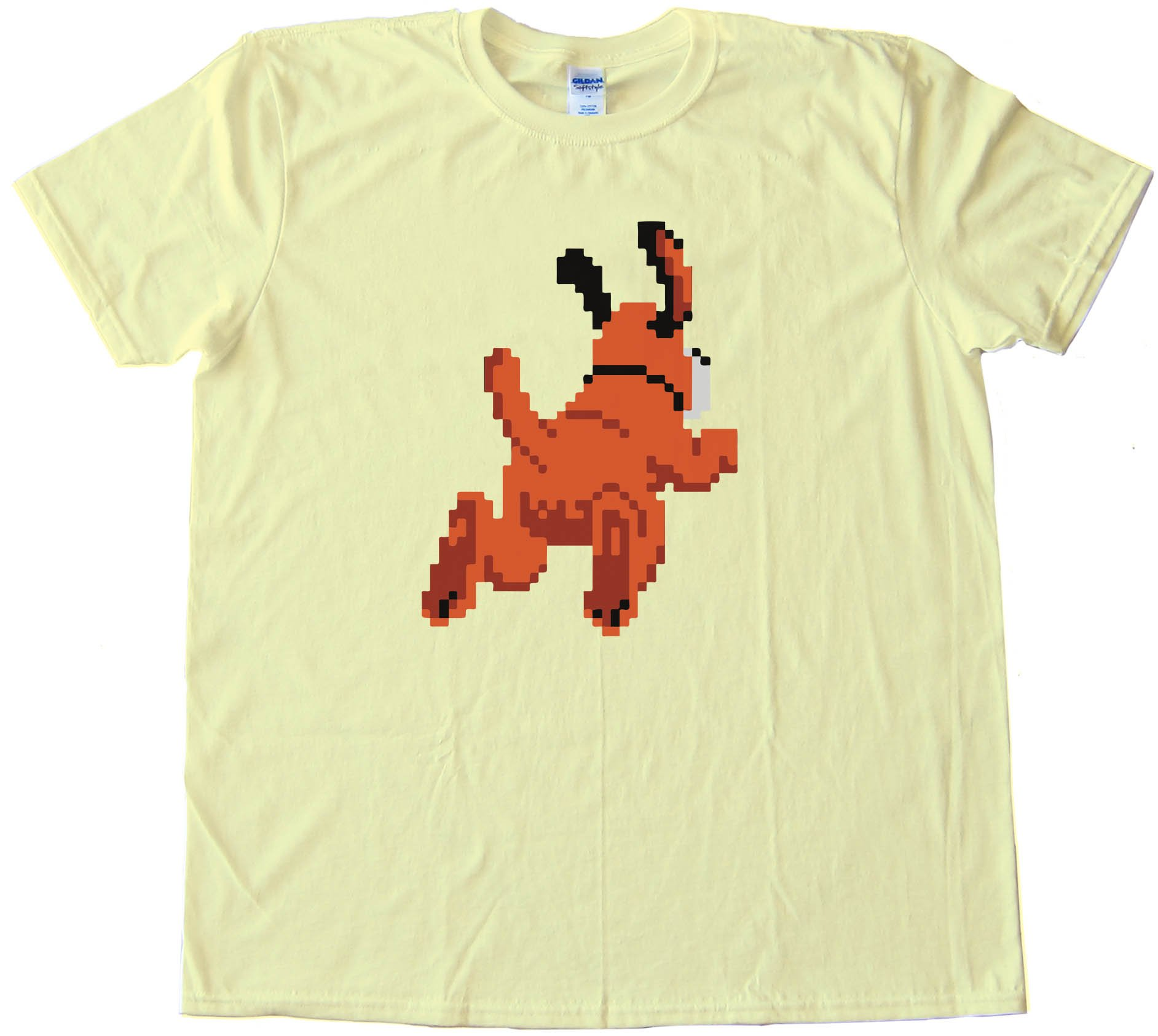 Duck Hunt Dog Leaving - Tee Shirt