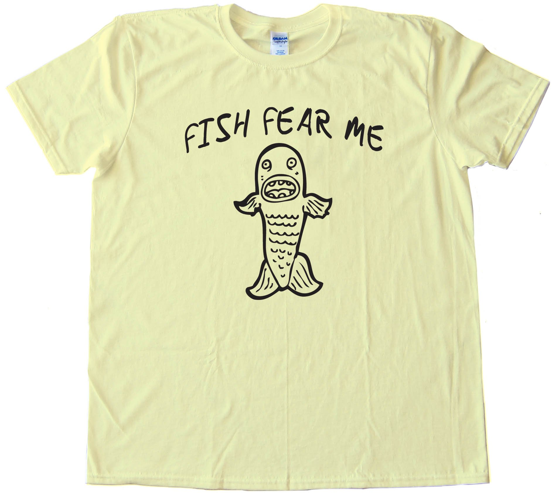 Fish Fear Me - Tee Shirt