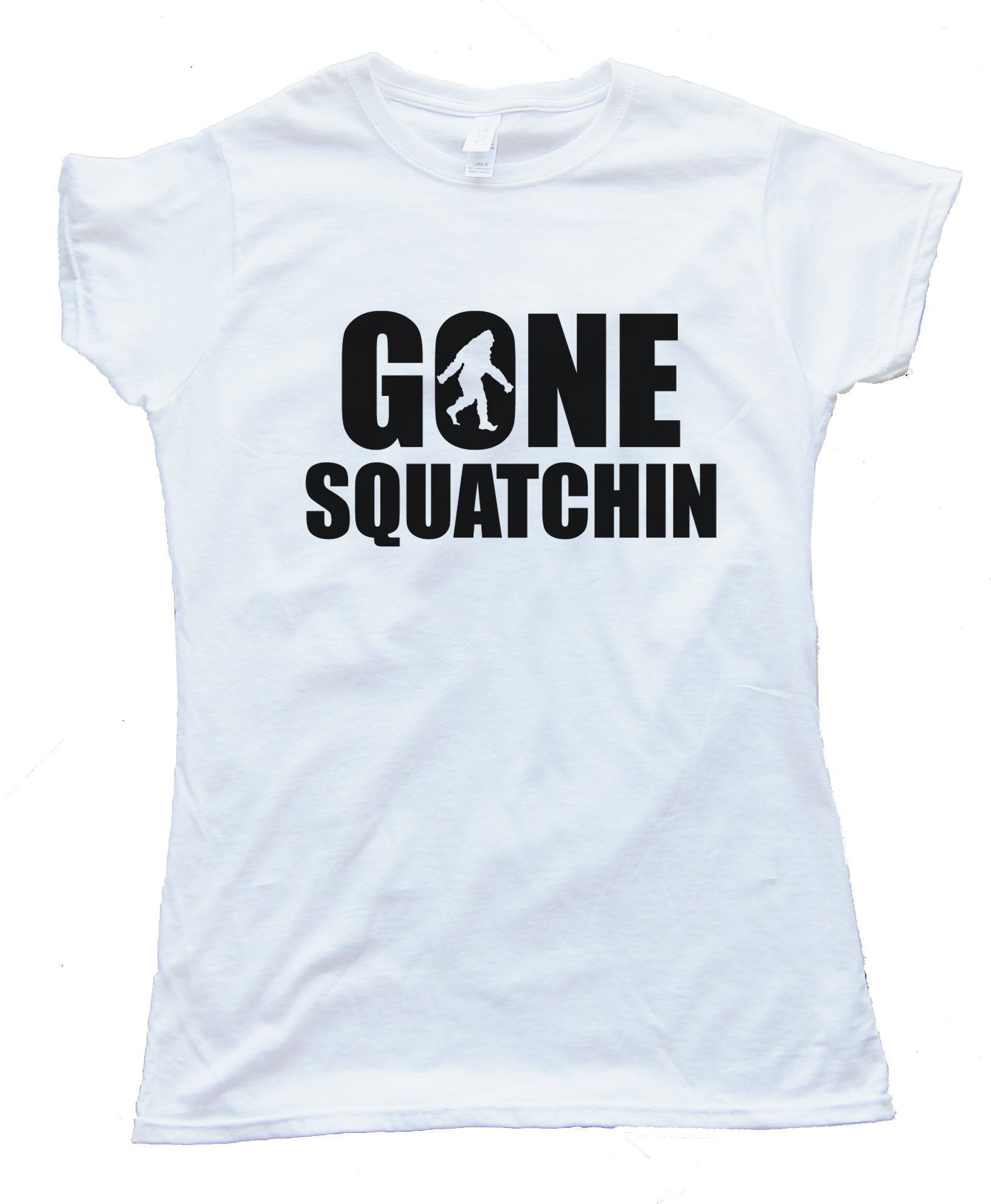 Gone Squatchin BigfootTee Shirt