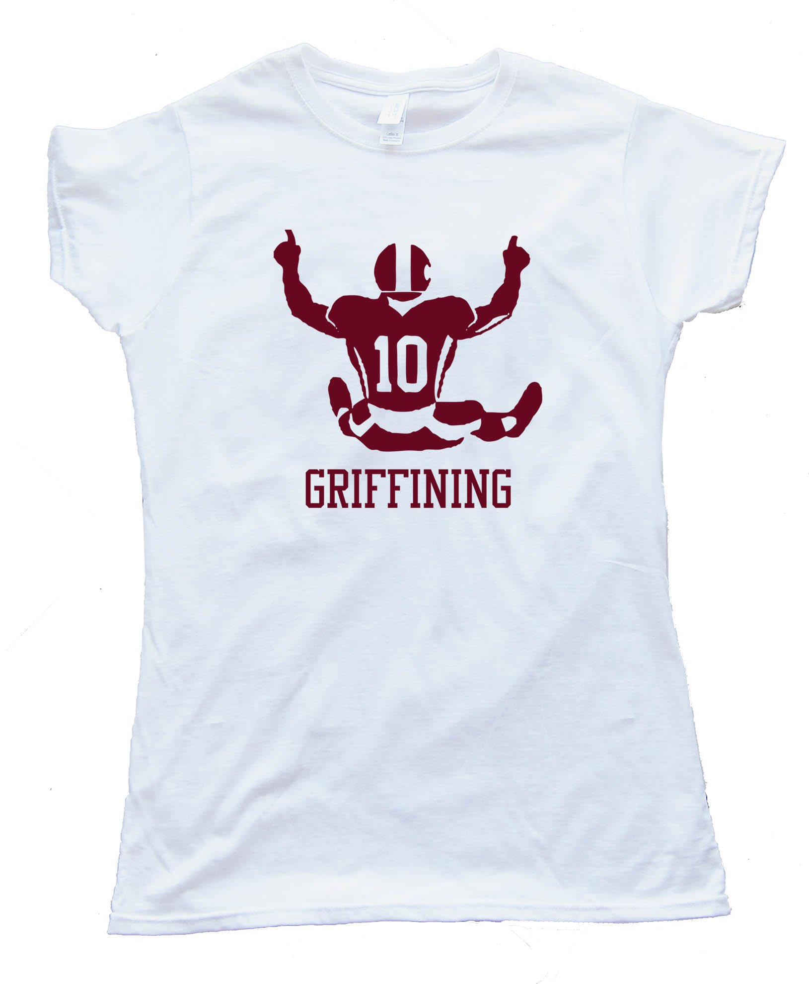 Griffining Robert Lee Griffin 3 Rg3 Washington Redskins Tee Shirt