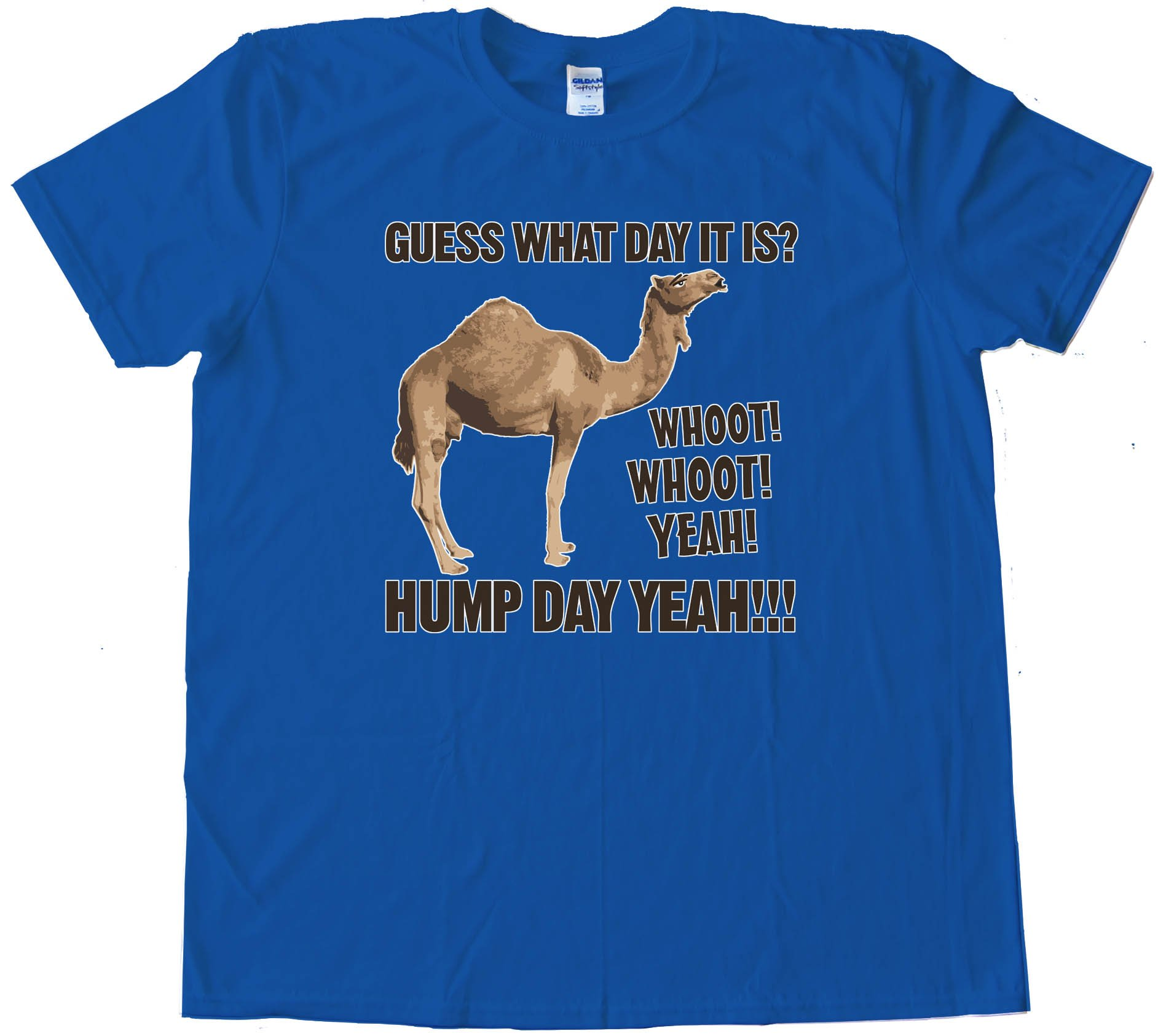 Guess What Day It Is Camel Hump Day - Tee Shirt