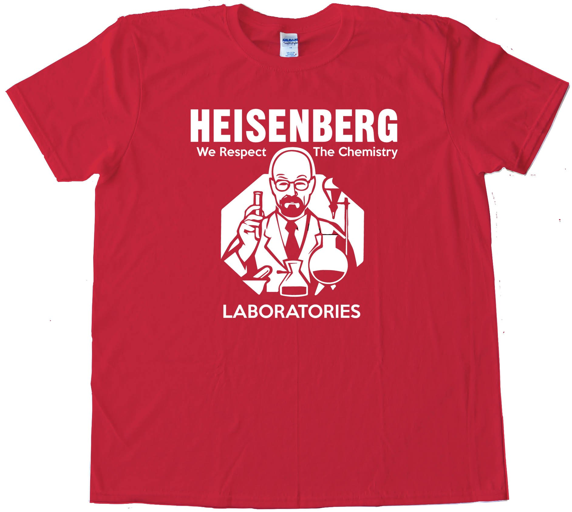 Heisenberg Laboratories - Tee Shirt