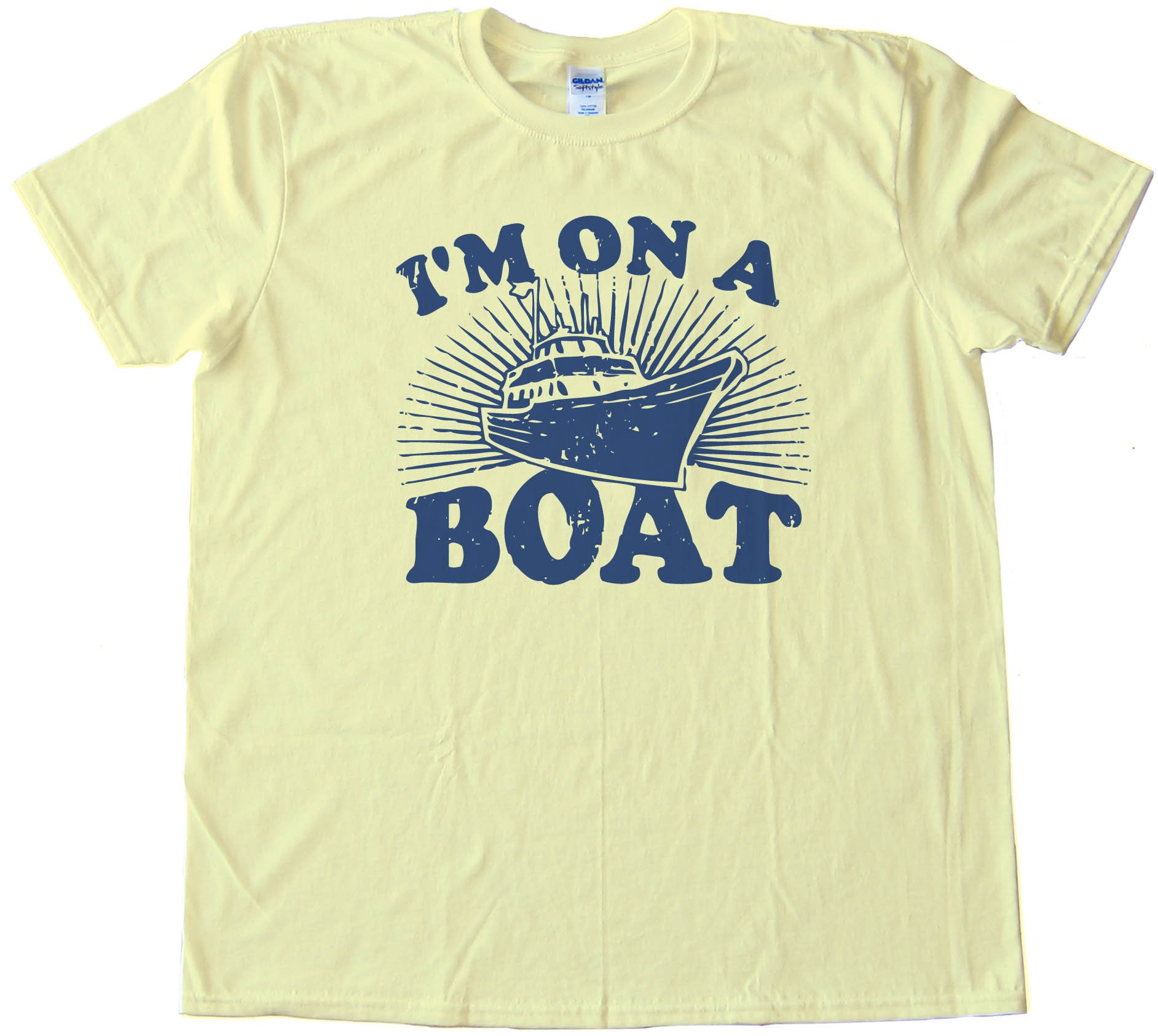 I'M On A Boat - Snl - Saturday Night Live Tee Shirt