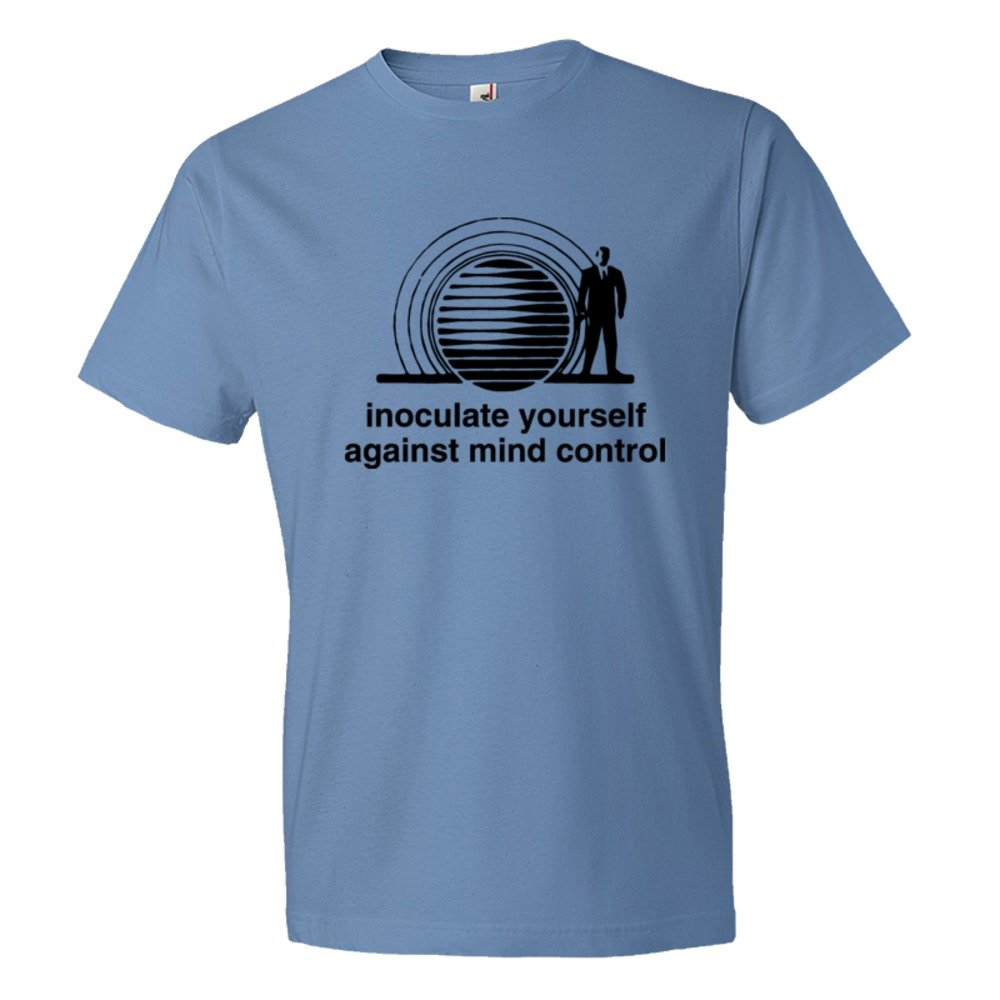 Innoculate Yourself Against Mind Control - Tee Shirt