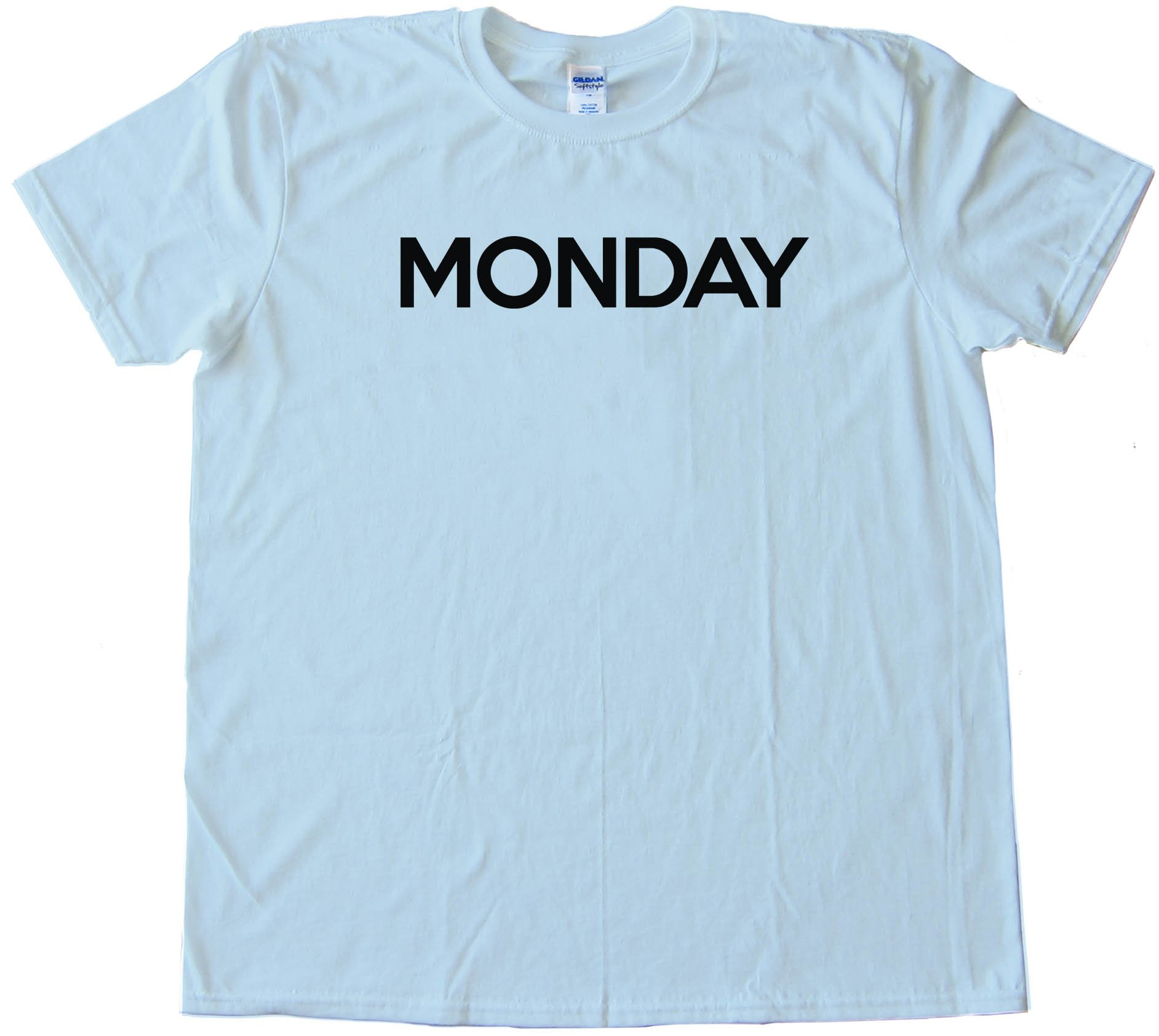 Monday - Days Of The Week - Tee Shirt