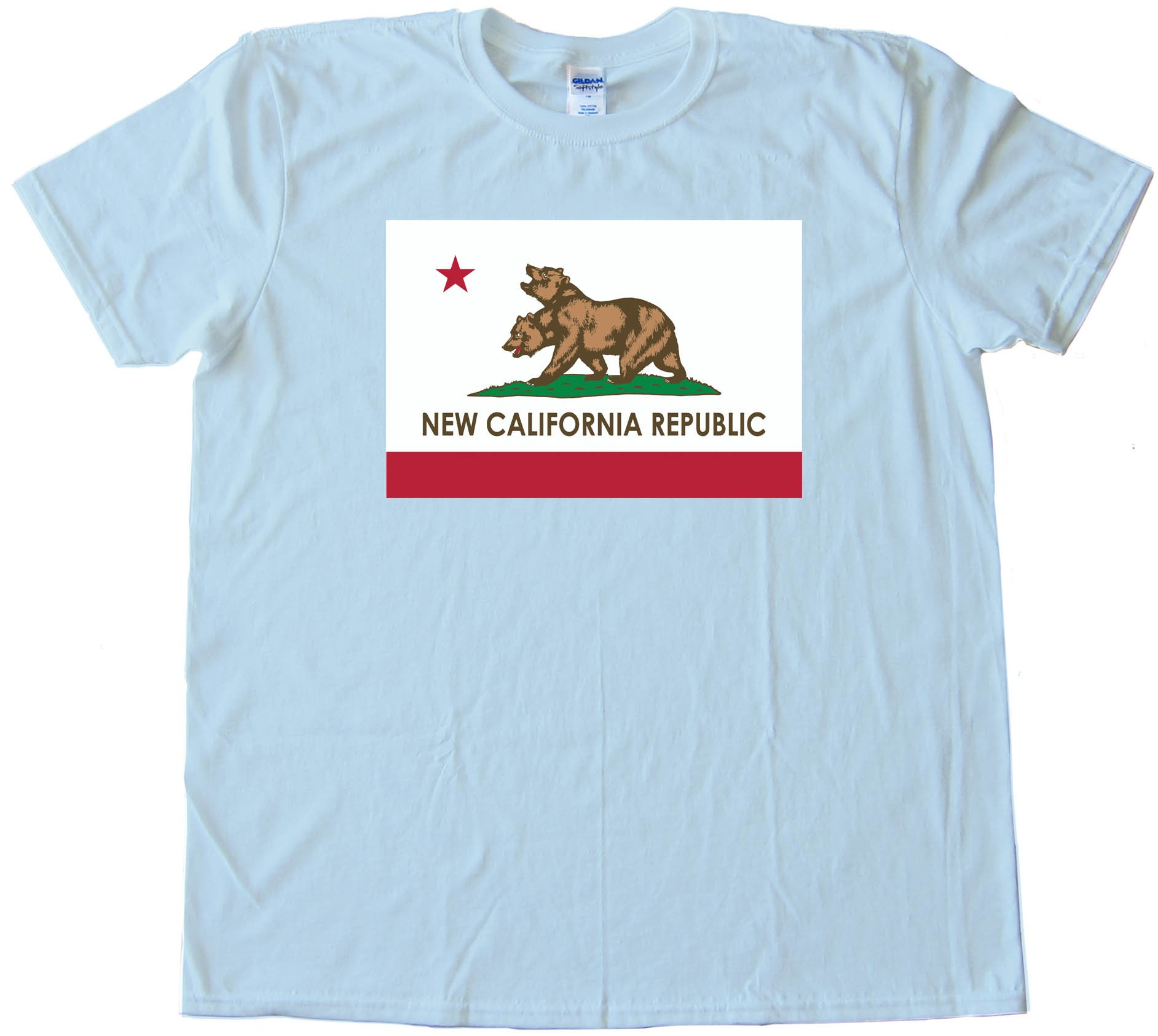 New Jersey State Flag - Tee Shirt