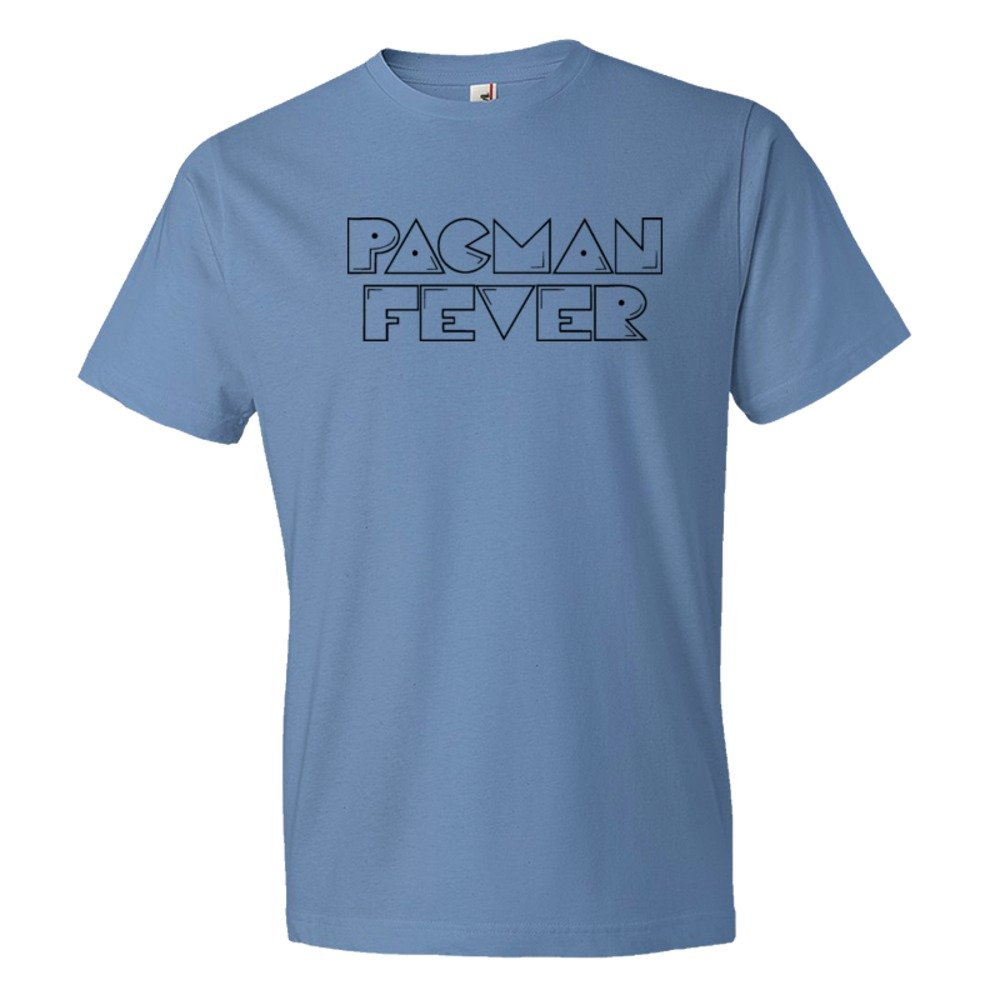 Pacman Fever Classic Gaming Logo - Tee Shirt