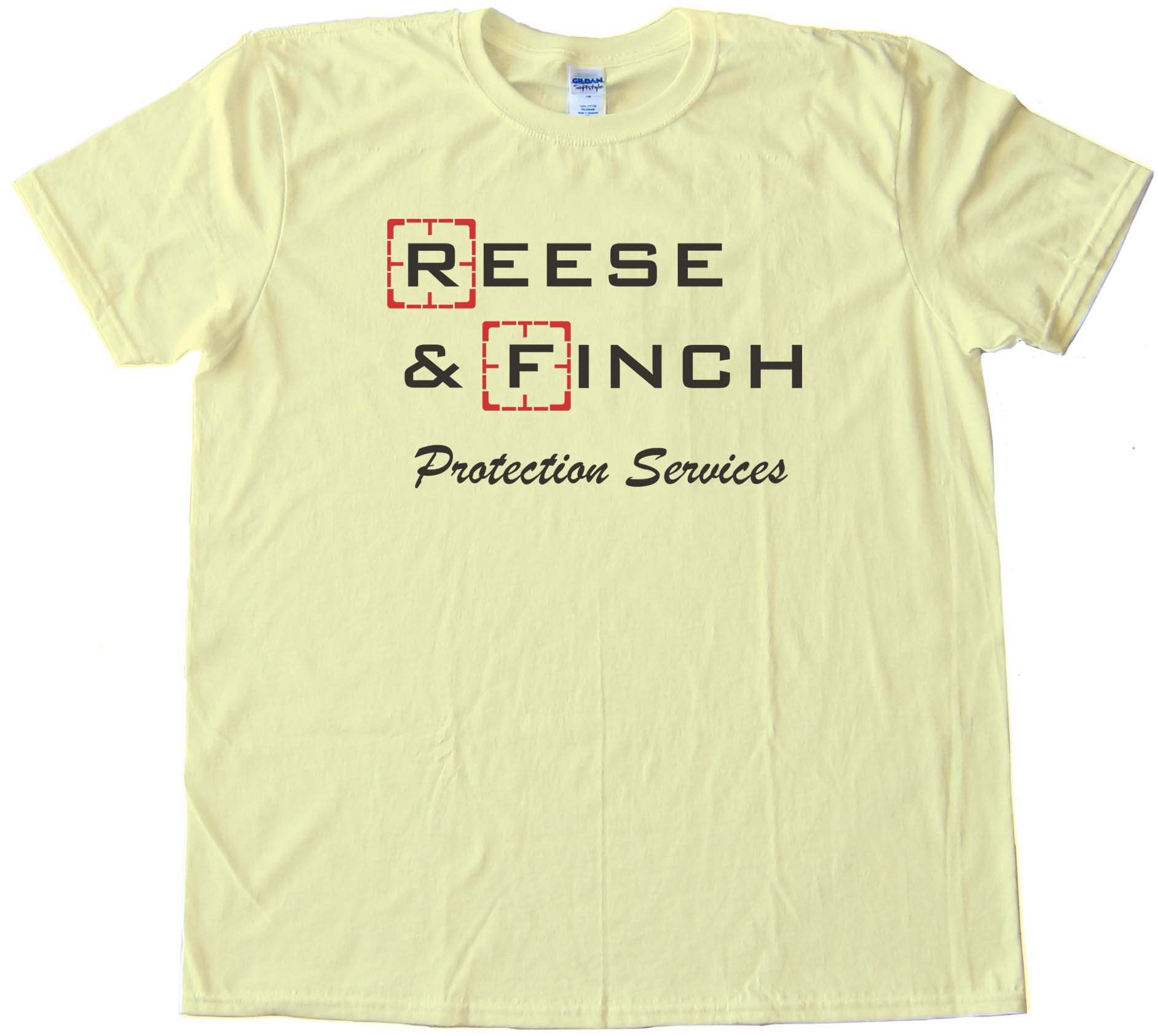 Reese And Finsh Protection Services -- Tee Shirt