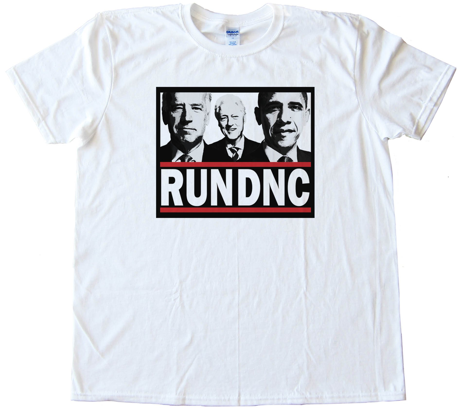 Run Dnc Biden Clinton Obama Democratic Campaign Shirt - Tee Shirt