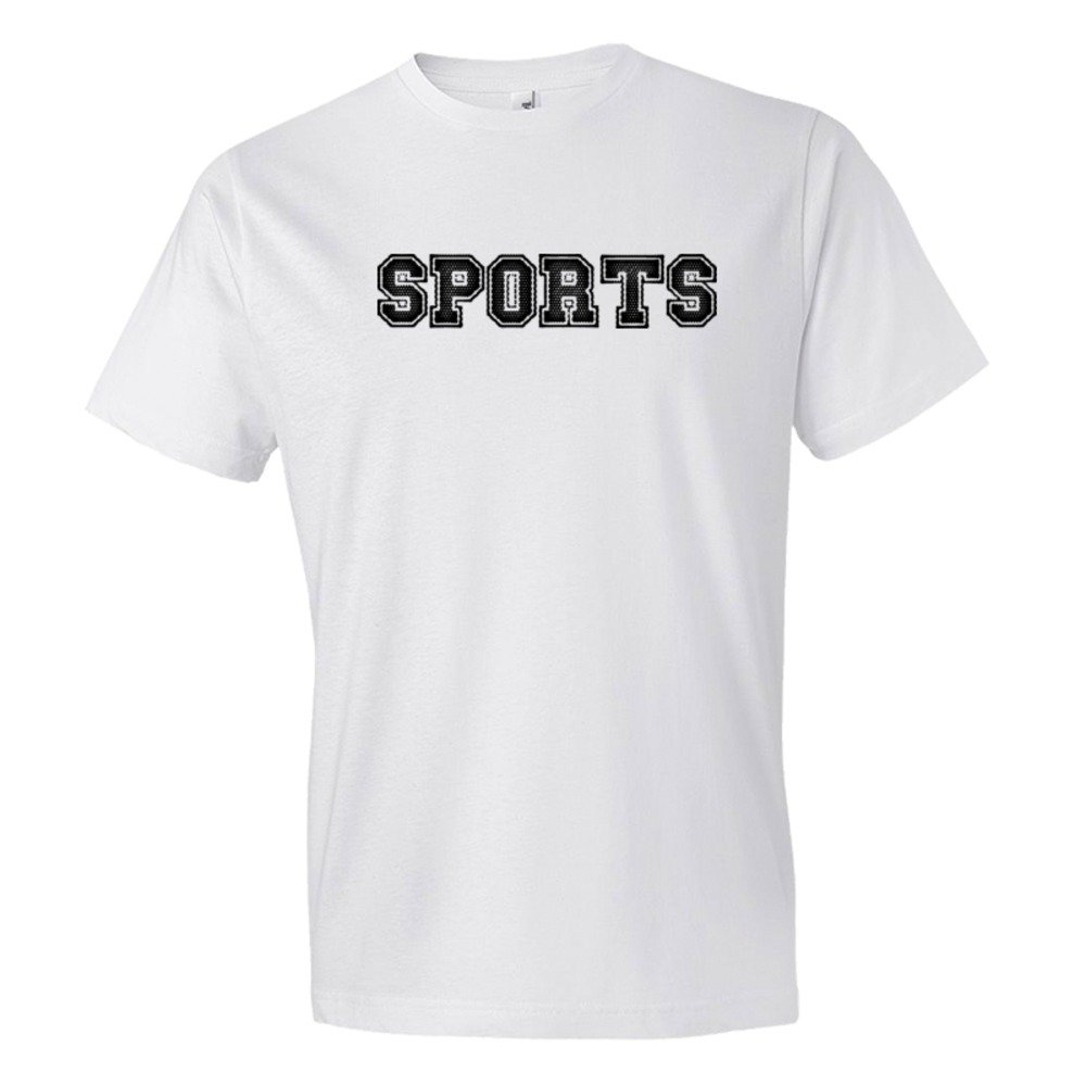 Sports Geeky Nerd With No Friends Or Life - Tee Shirt