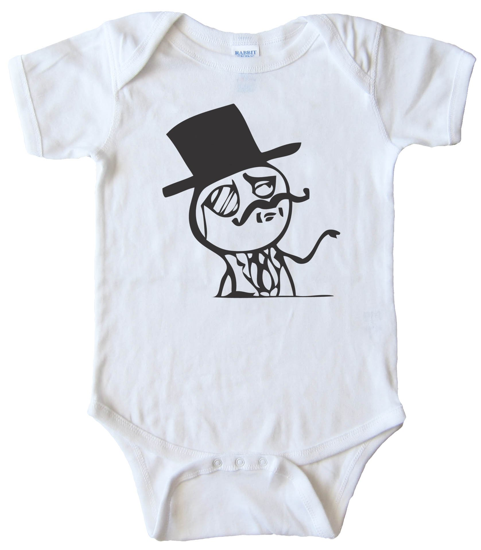 Baby Bodysuit - Feel Like A Sir Baby