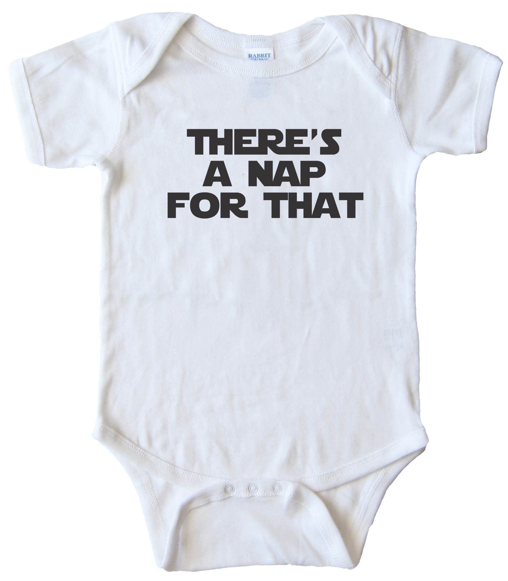 Baby Bodysuit - There'S A Nap For That -