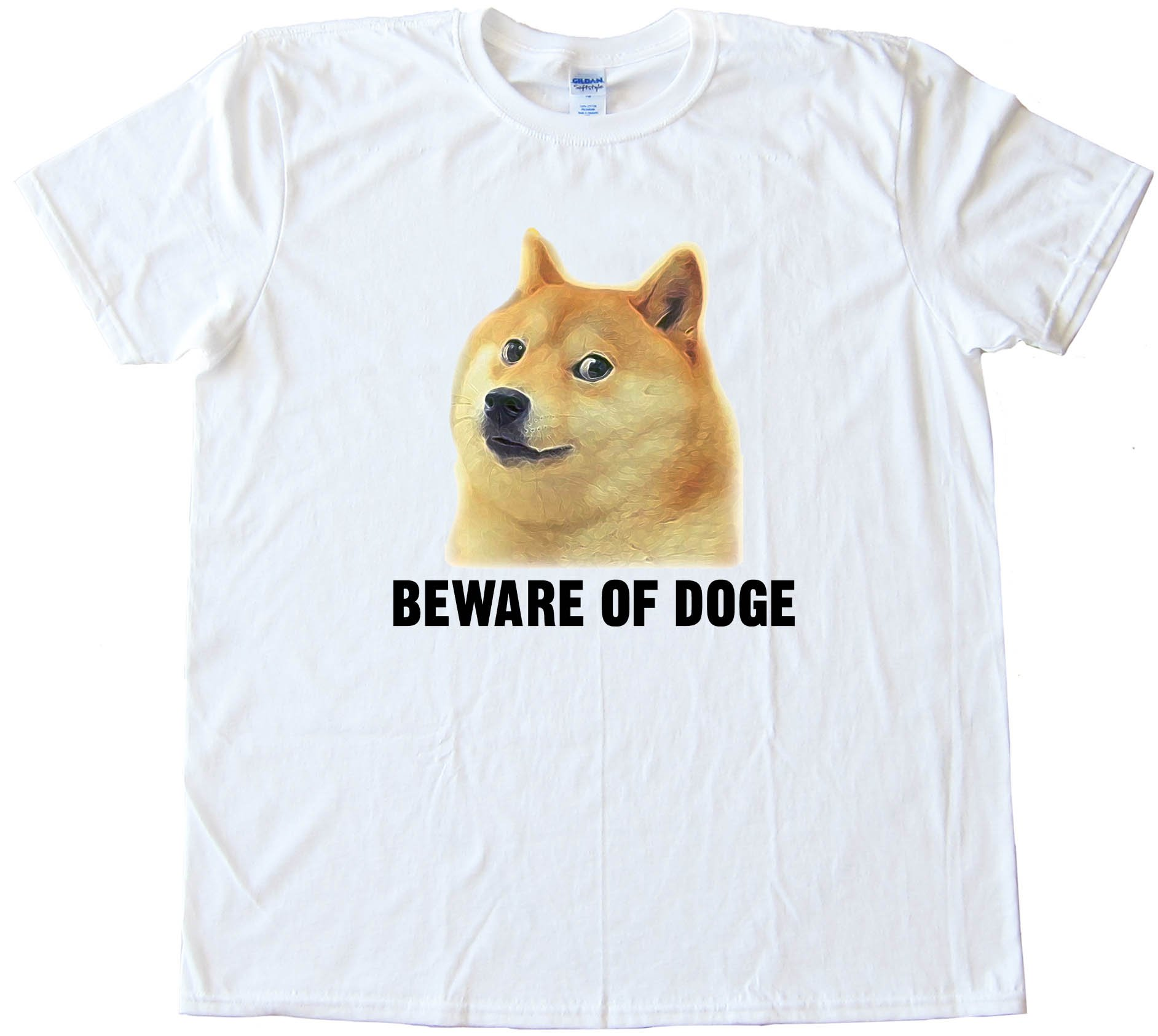 Beware Of Doge Original Shibe