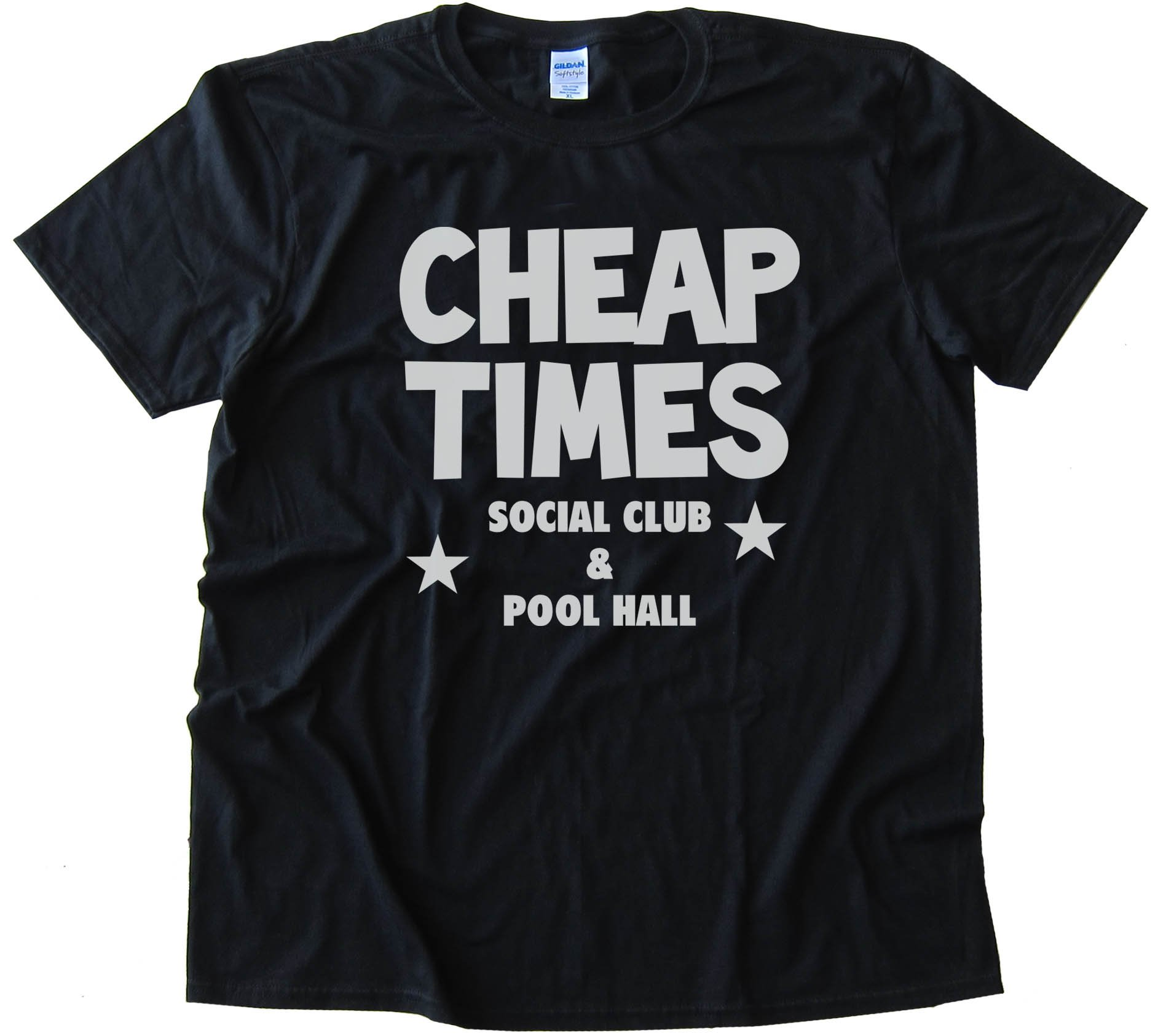 Cheap Times Social Club And Pool Hall - Blood In Blood Out : Bound By Honor Tee Shirt