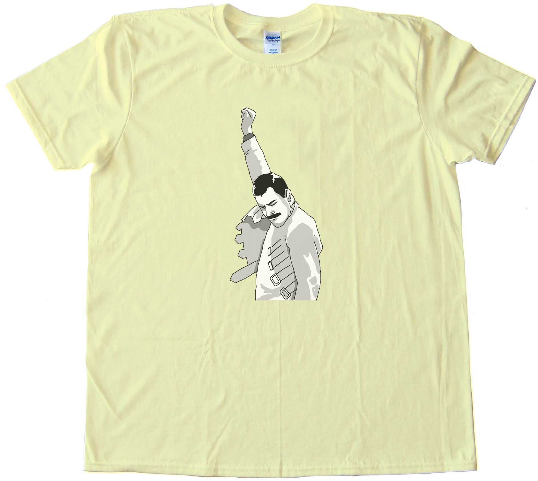 Freddy Mercury - Lead Singer Of The Rock & Roll Band Queen Tee Shirt