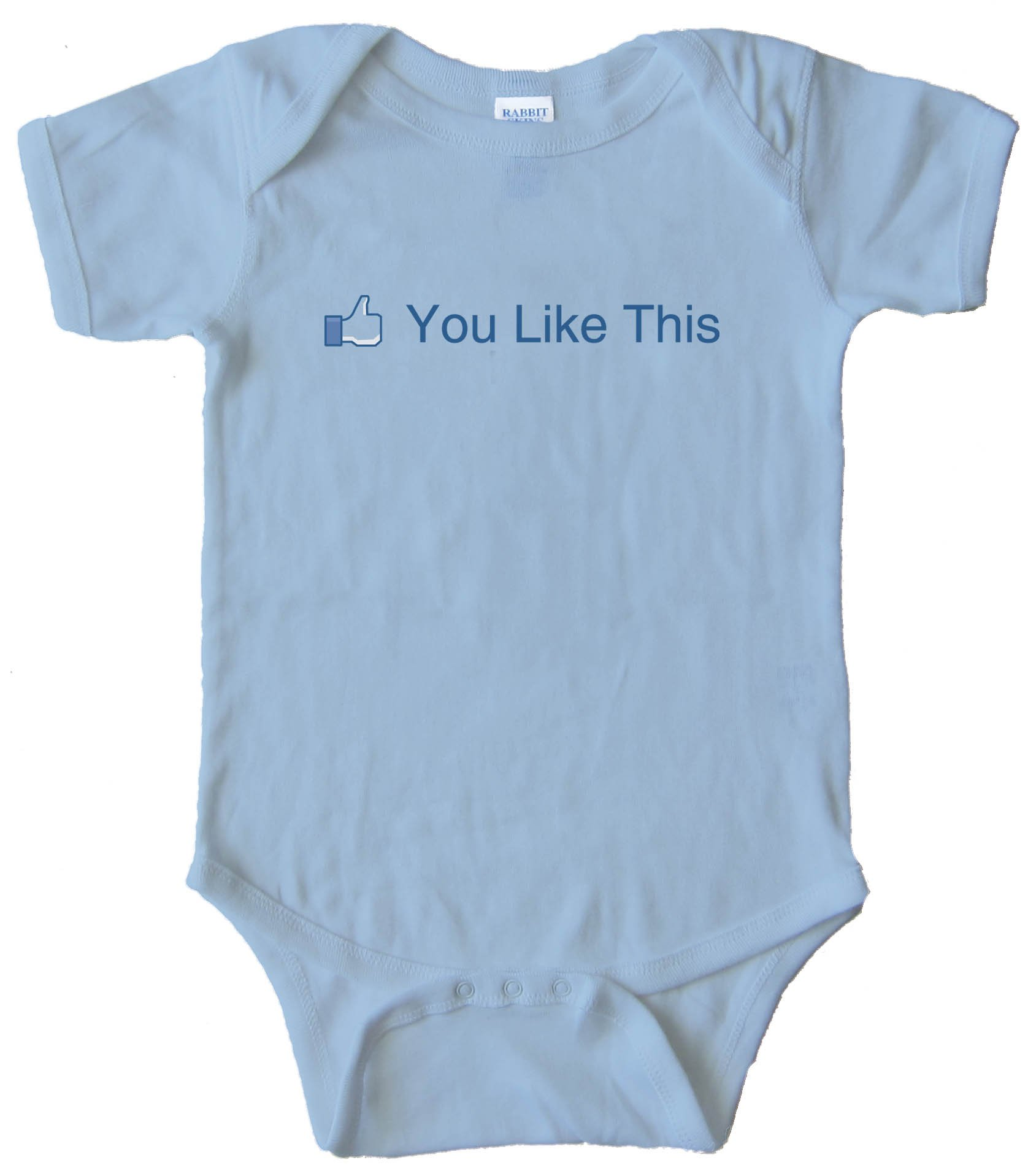 You Like This - Facebook - Baby Bodysuit