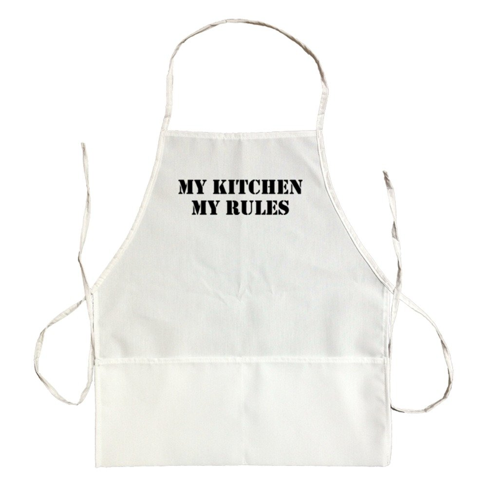 Apron My Kitchen My Rules