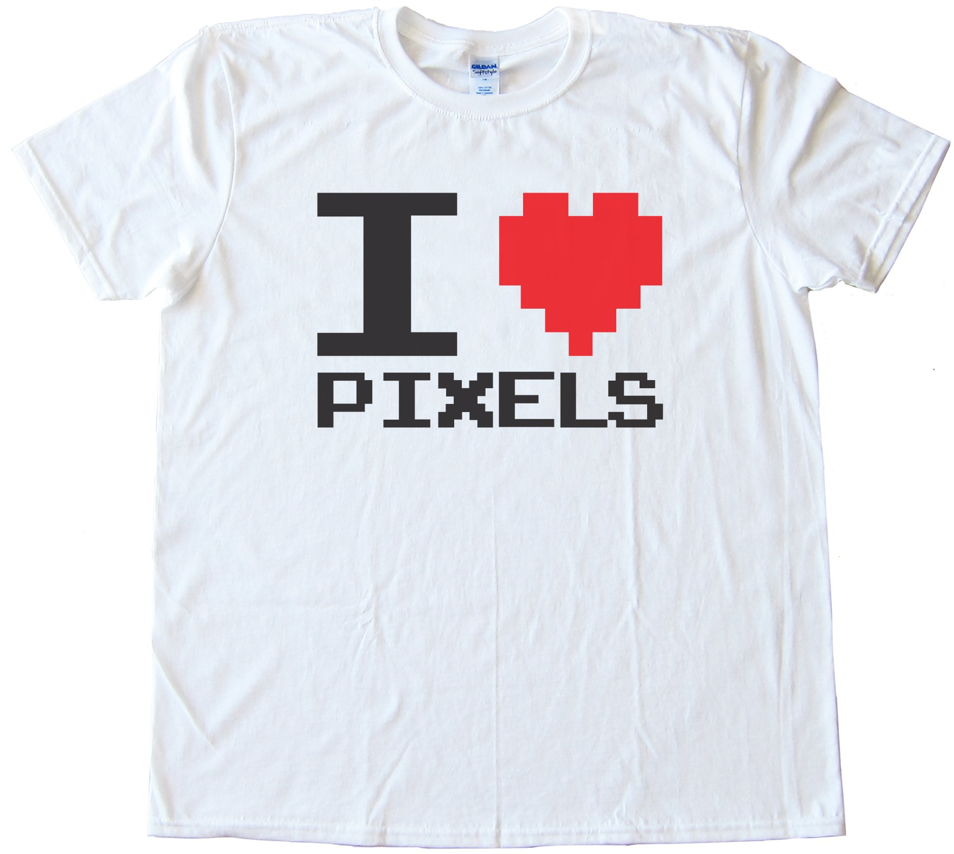 I Love Pixels - Tee Shirt