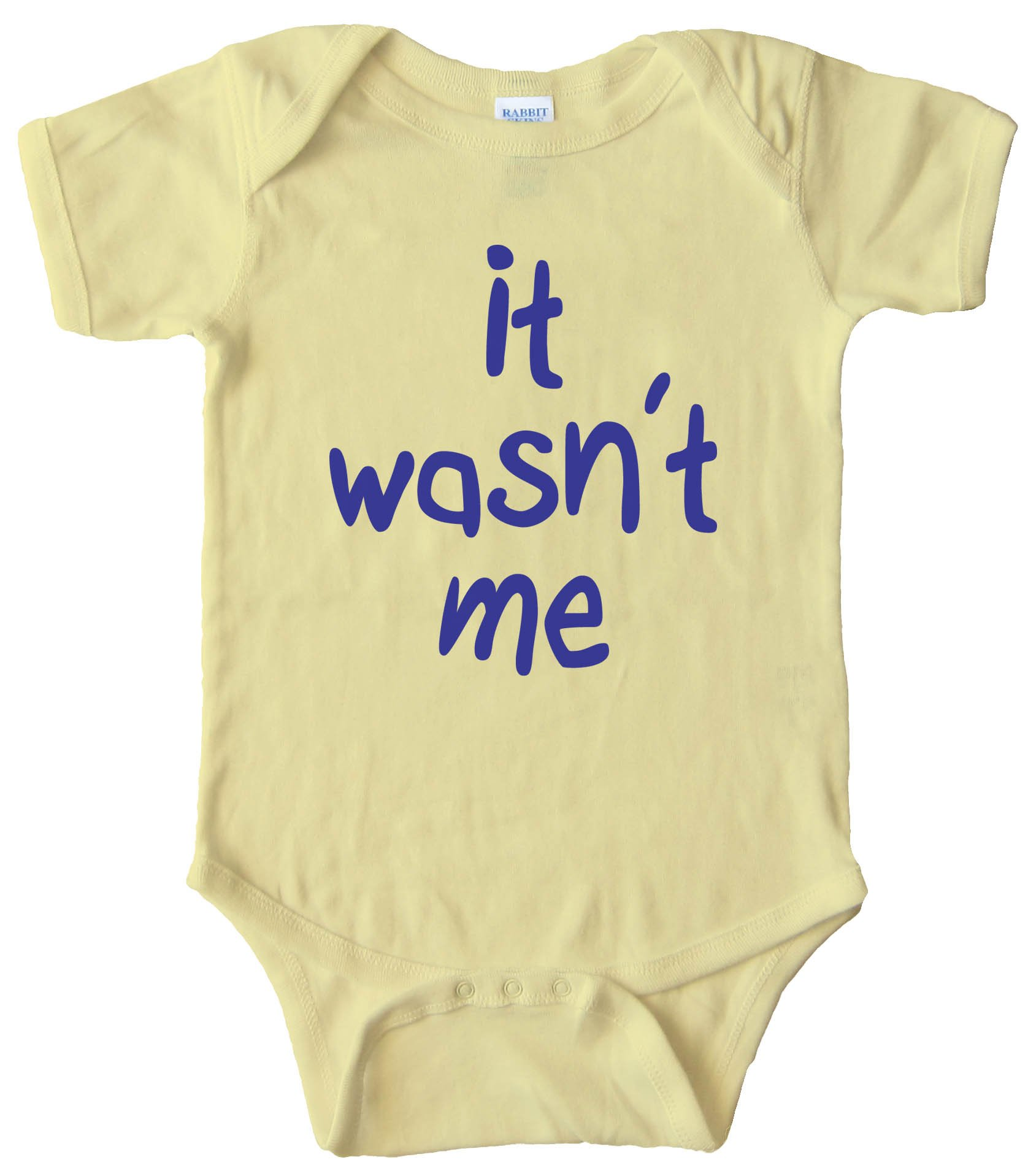 It Wasn'T Me - Baby Bodysuit