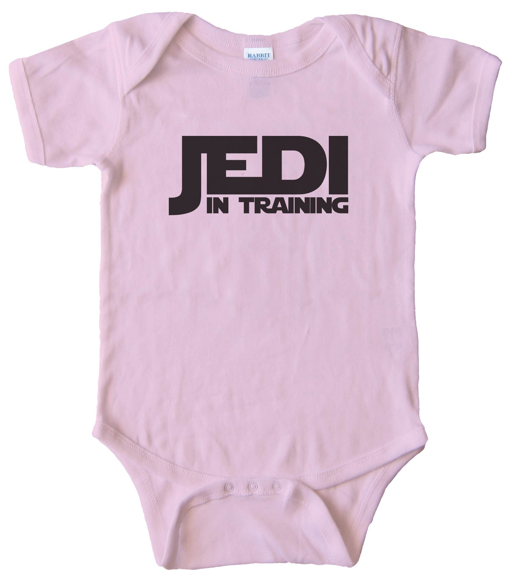 Jedi In Training - Baby Bodysuit