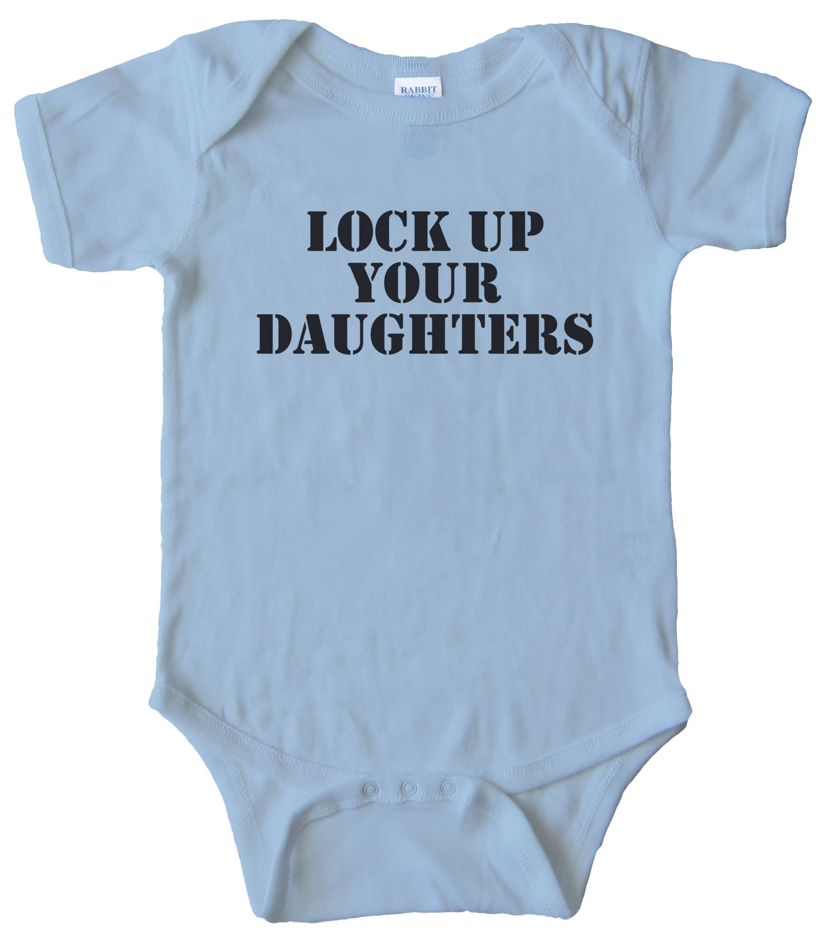 Lock Up Your Daughters - Baby Bodysuit