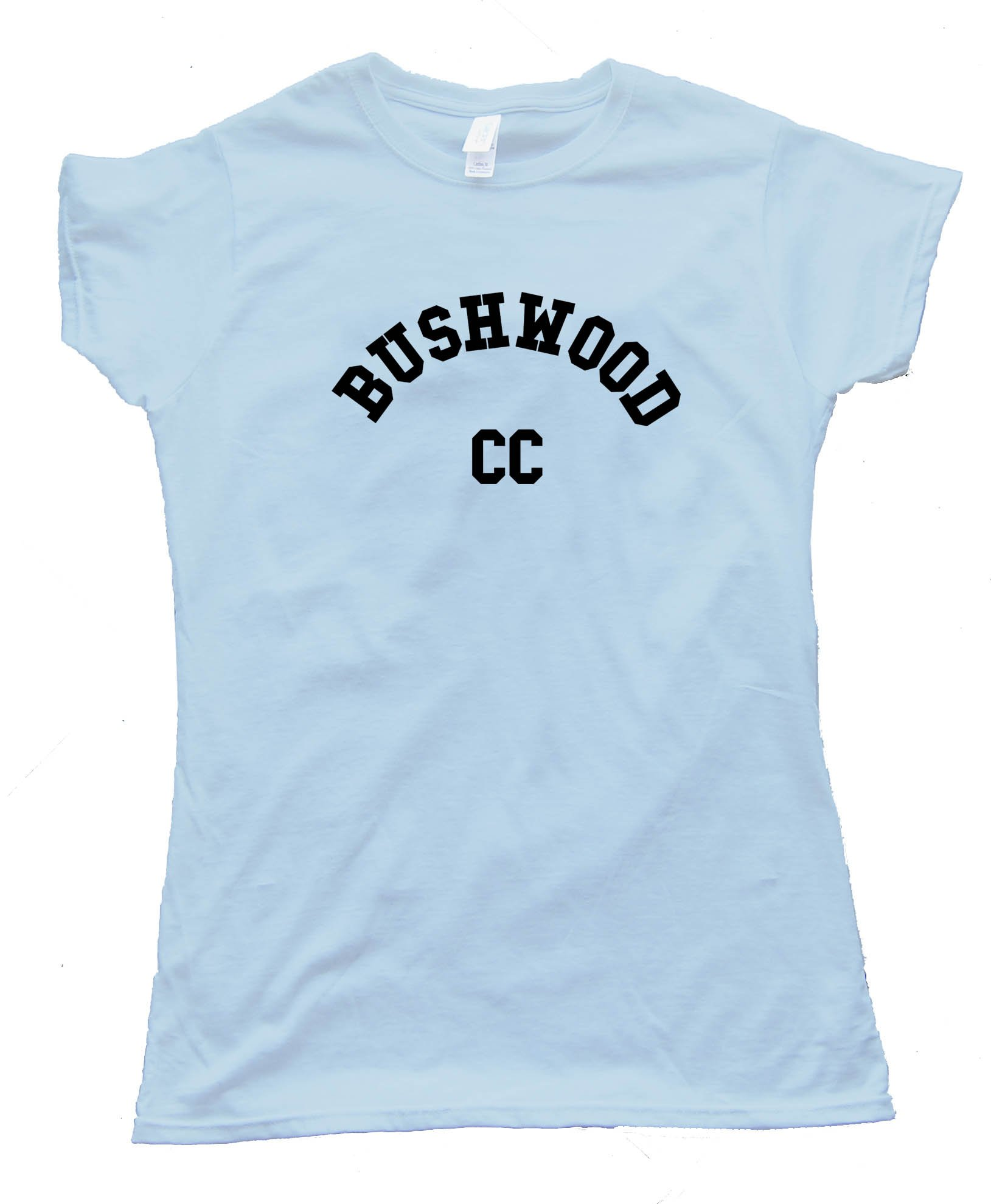 Womens Bushwood Country Club Caddyshack - Tee Shirt