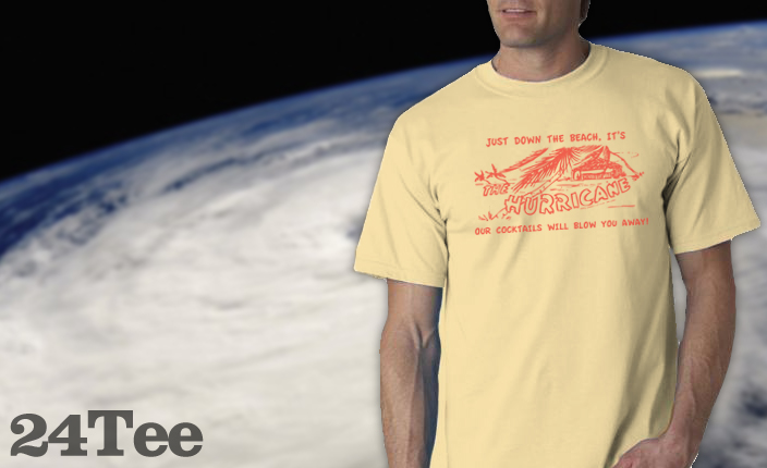 The Hurricane Tee Shirt